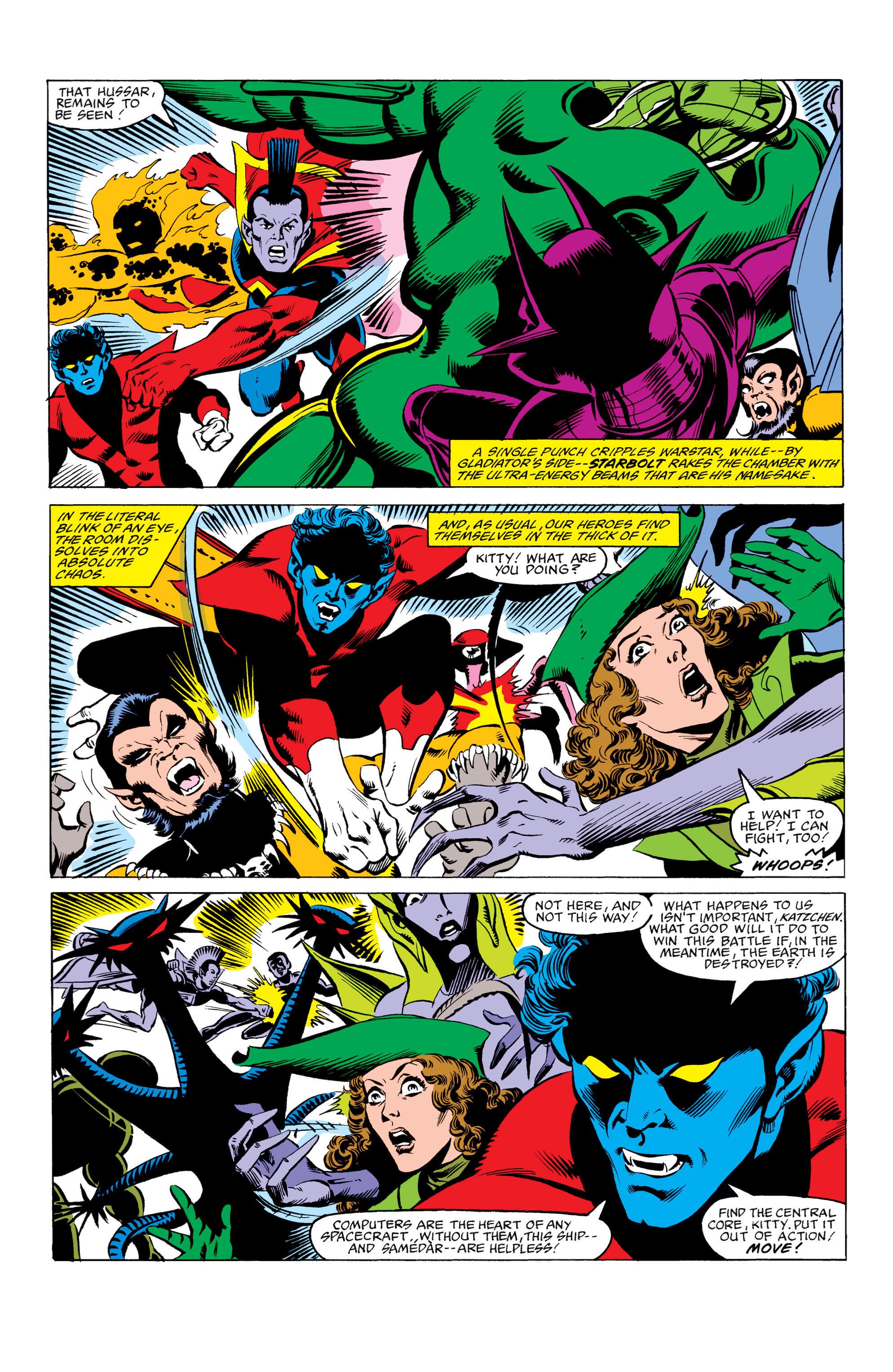 Read online Uncanny X-Men (1963) comic -  Issue #157 - 19
