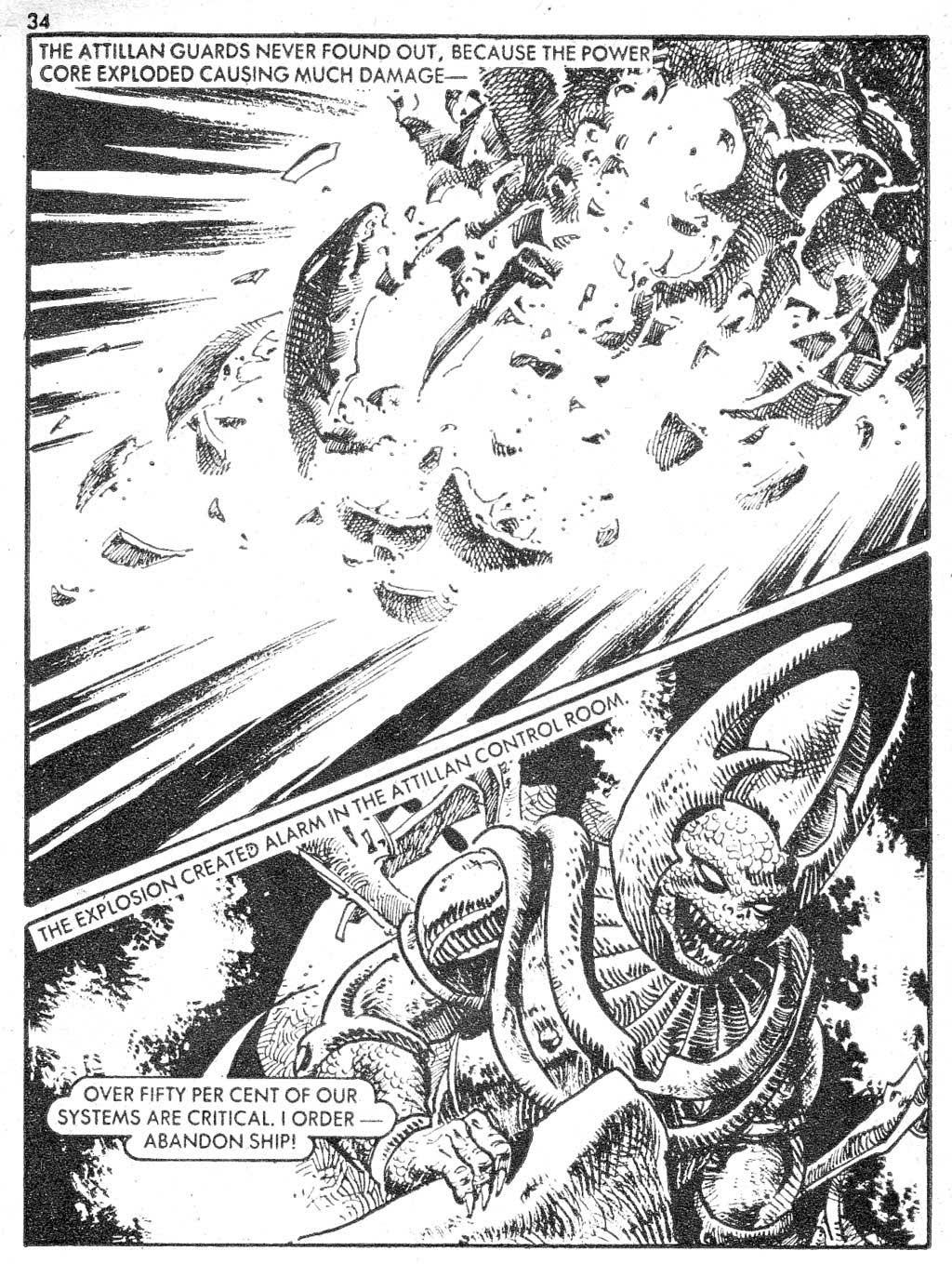 Starblazer issue 87 - Page 34