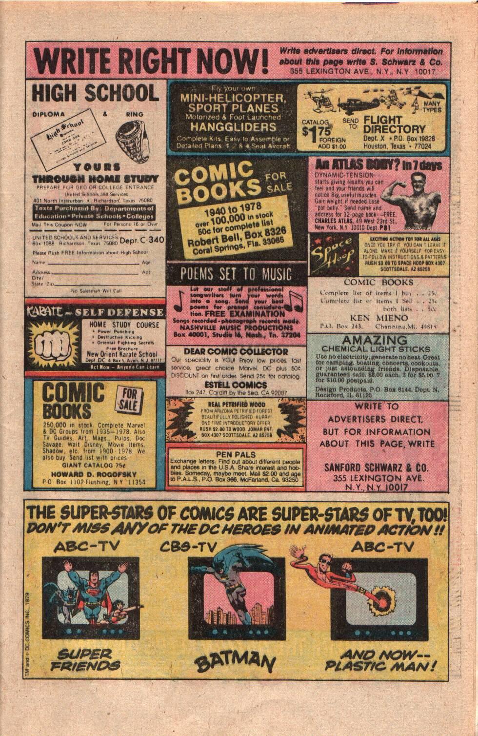 Read online Adventure Comics (1938) comic -  Issue #469 - 29