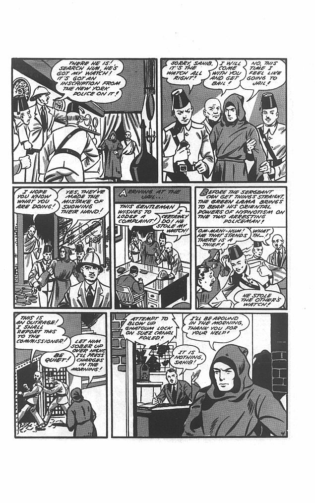 Read online Men of Mystery Comics comic -  Issue #25 - 31