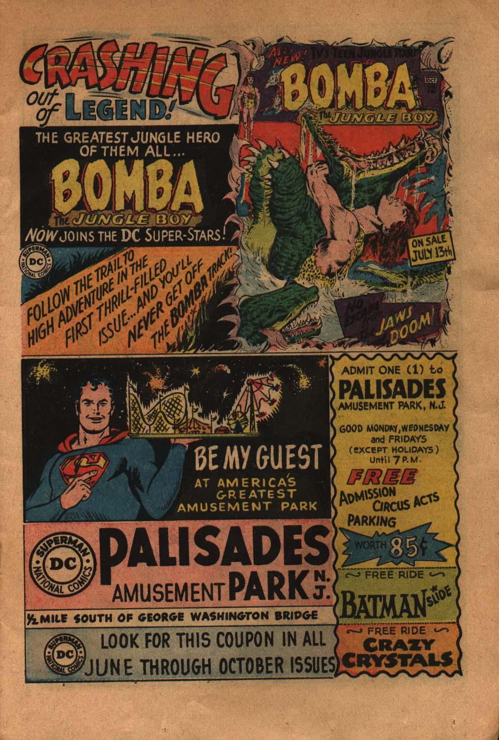 Read online Adventure Comics (1938) comic -  Issue #359 - 15