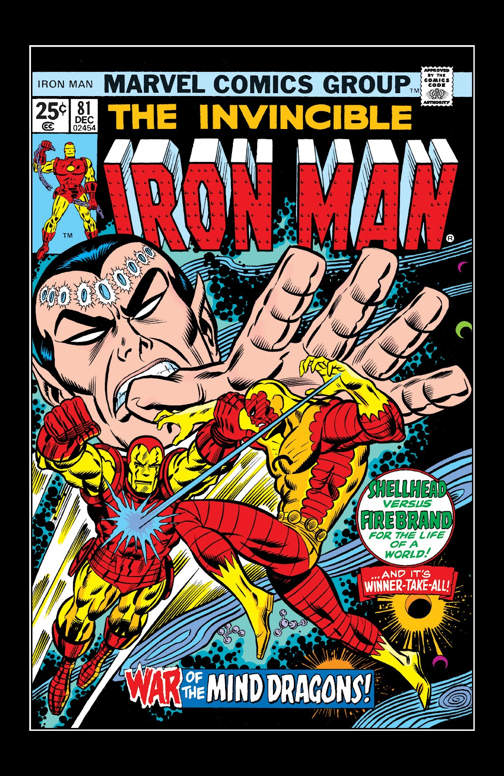 Read online Marvel Masterworks: The Invincible Iron Man comic -  Issue # TPB 10 (Part 3) - 32