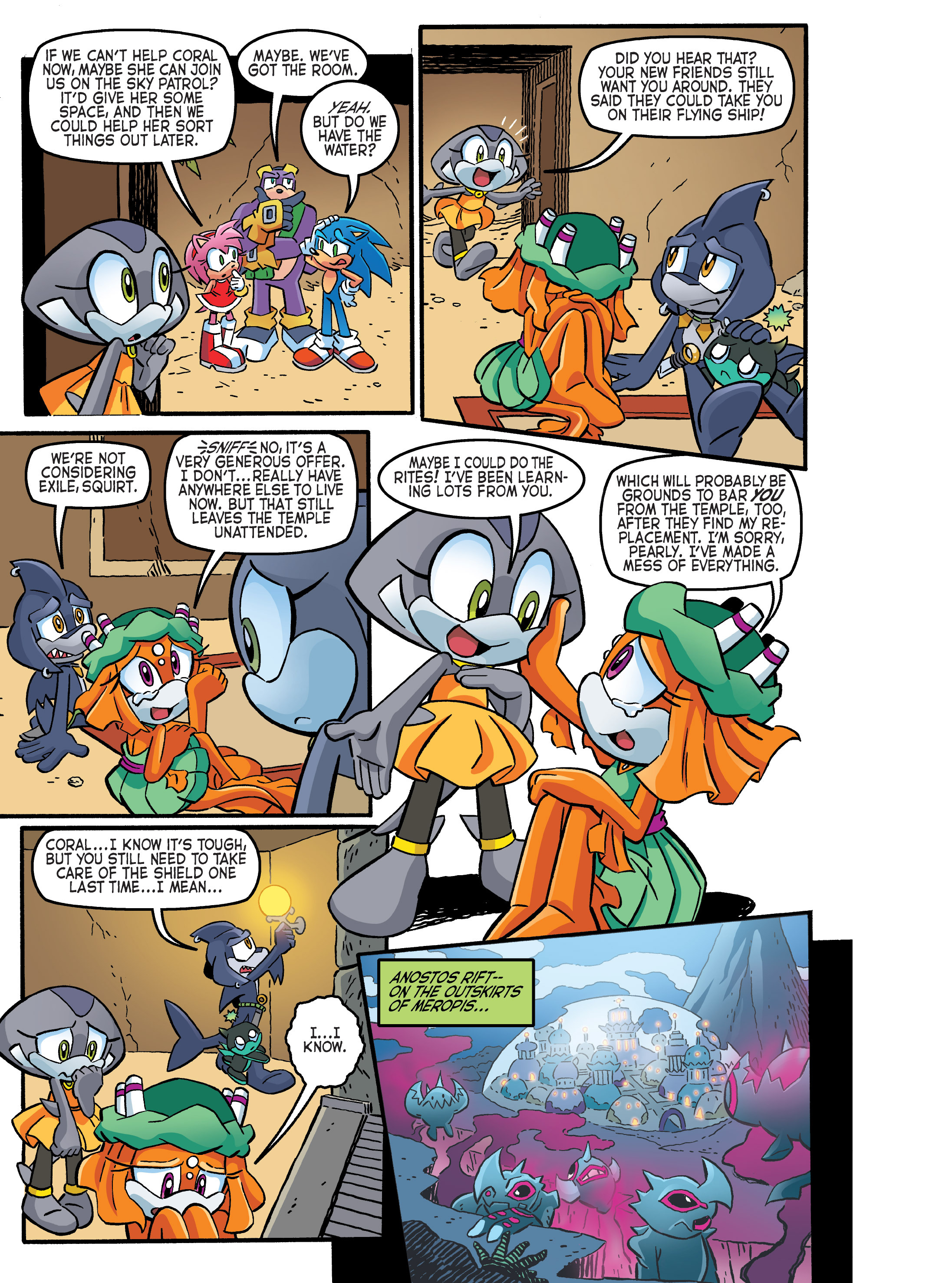 Read online Sonic Super Digest comic -  Issue #10 - 75