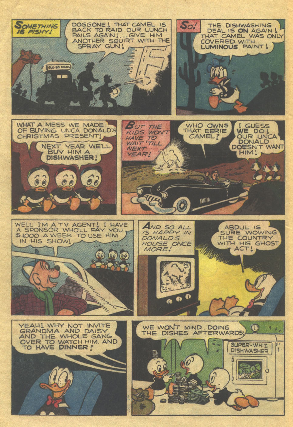 Walt Disney's Comics and Stories issue 352 - Page 12