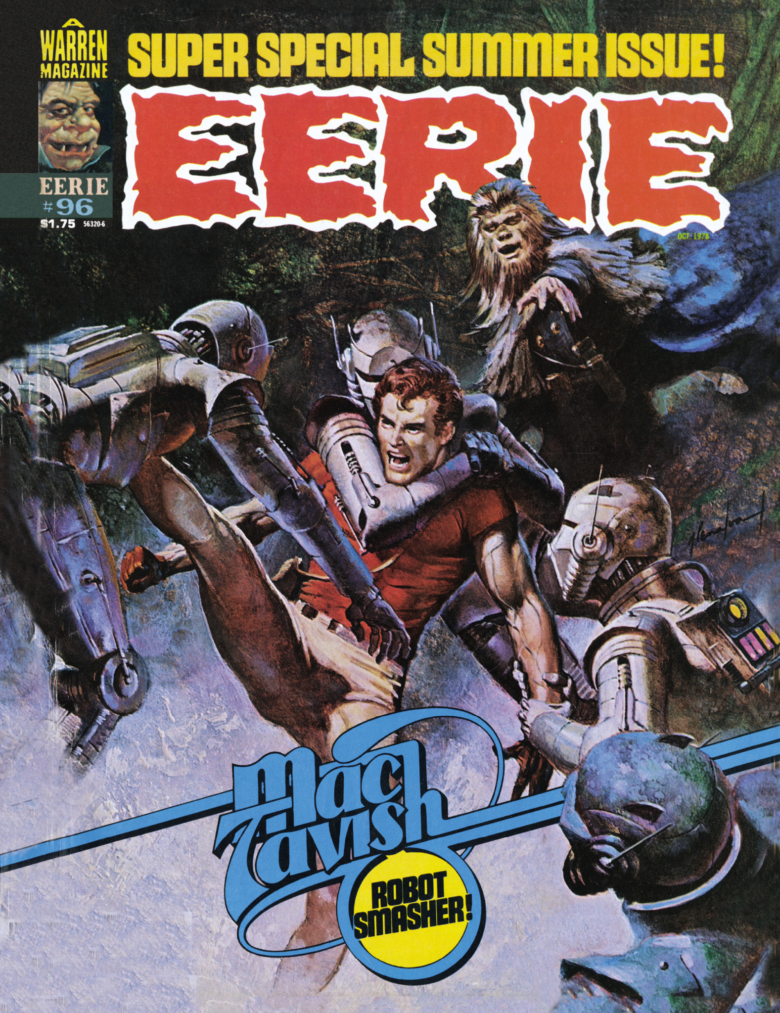 Read online Eerie Archives comic -  Issue # TPB 20 - 69