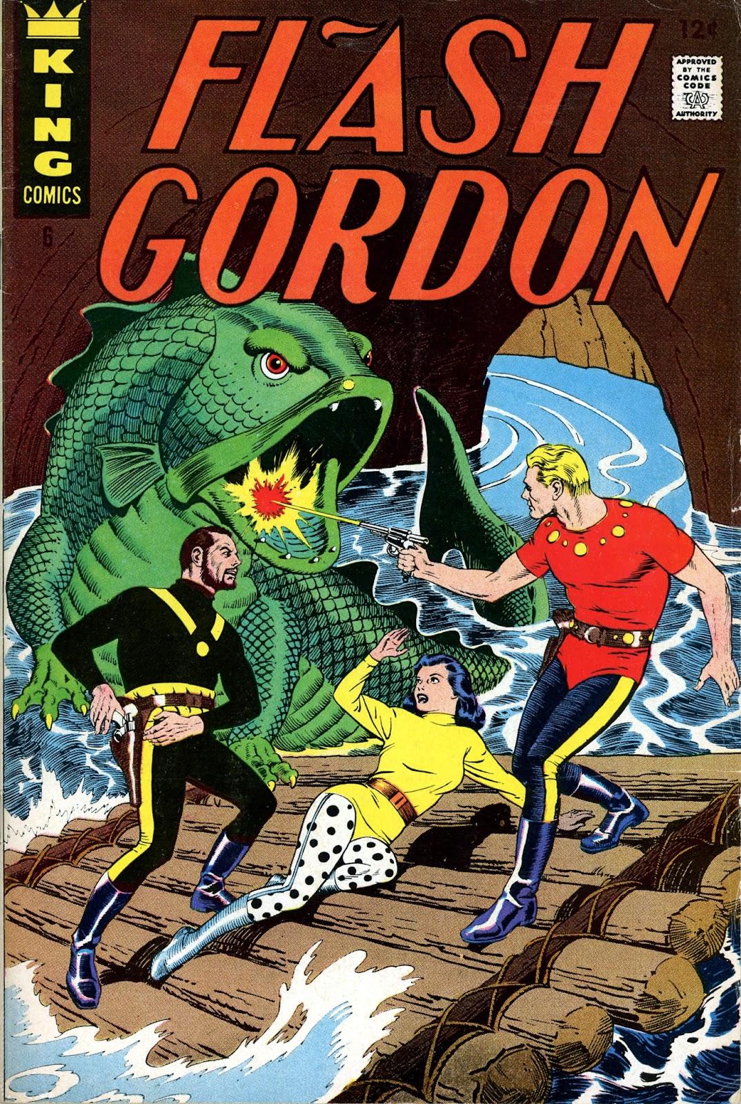 Flash Gordon (1966) 6 Page 1