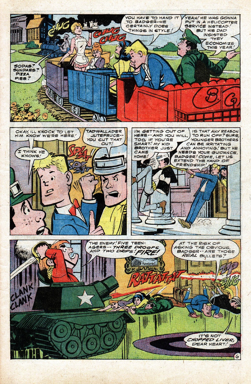The Adventures of Bob Hope issue 106 - Page 9