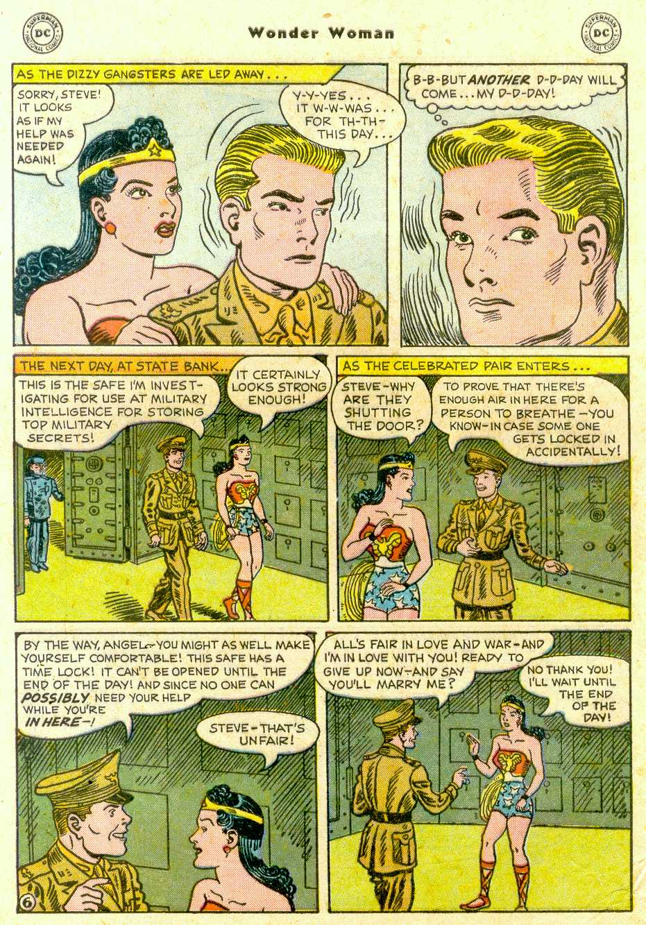 Read online Wonder Woman (1942) comic -  Issue #96 - 9
