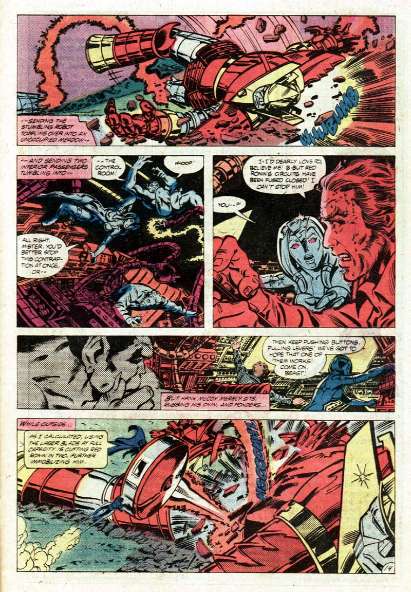 The Avengers (1963) 199 Page 14