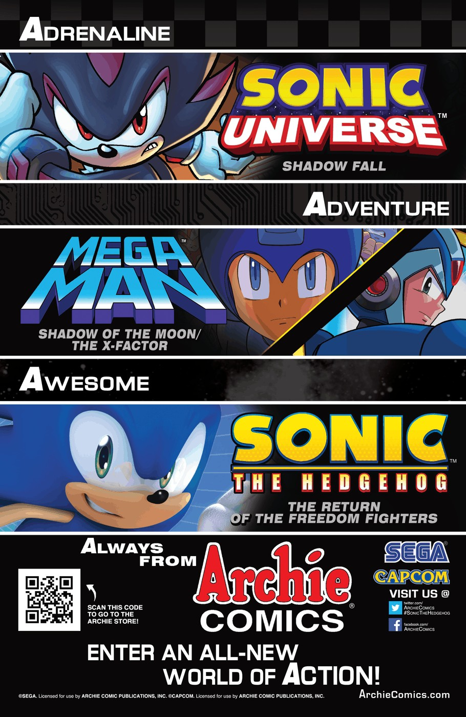 Read online Sonic Universe comic -  Issue #60 - 27