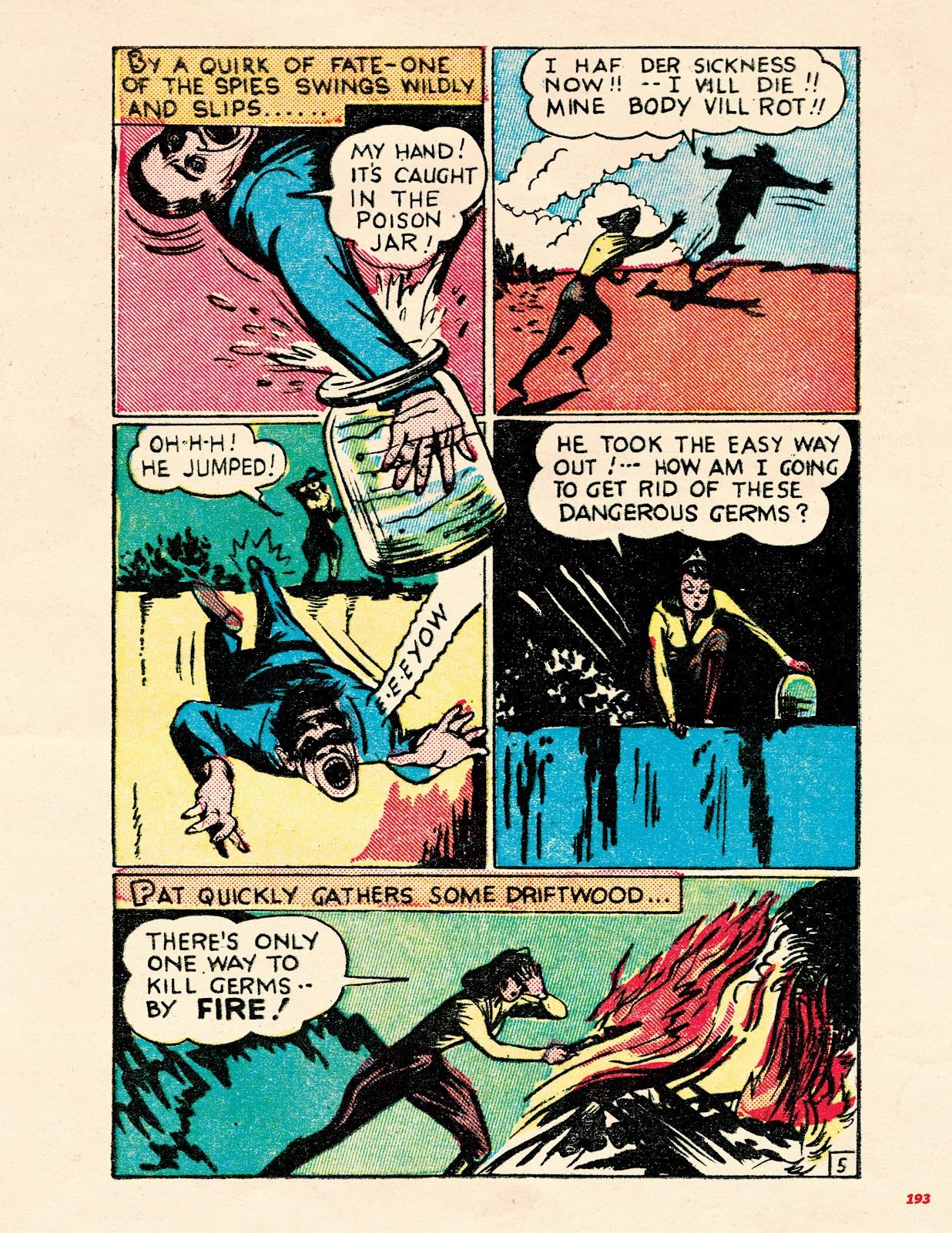 Read online Super Weird Heroes comic -  Issue # TPB 2 (Part 2) - 93
