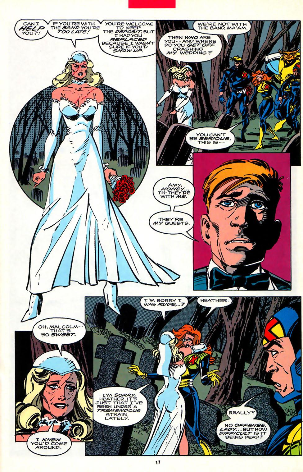 Read online Alpha Flight (1983) comic -  Issue #107 - 13
