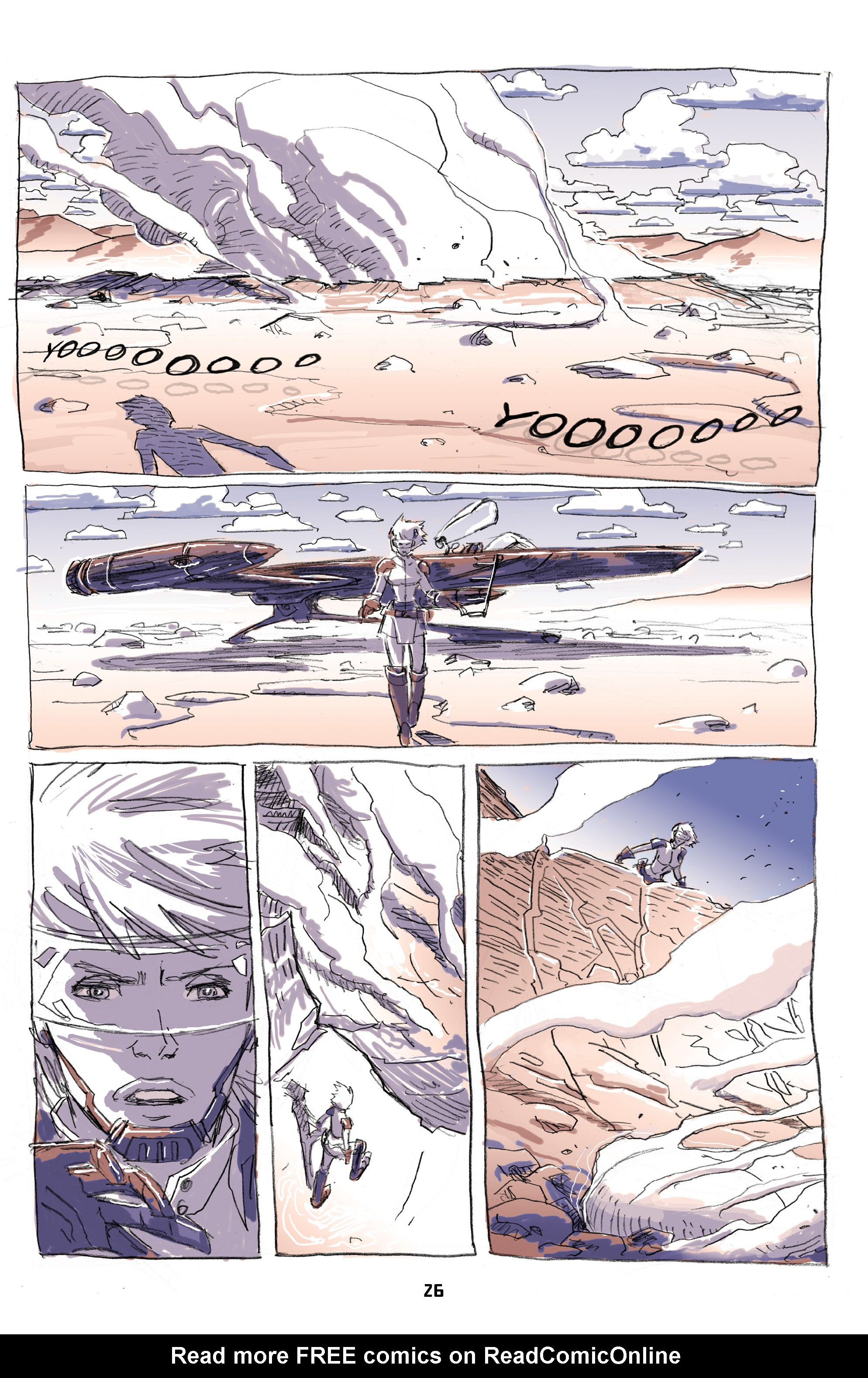 Read online Paklis comic -  Issue #1 - 27