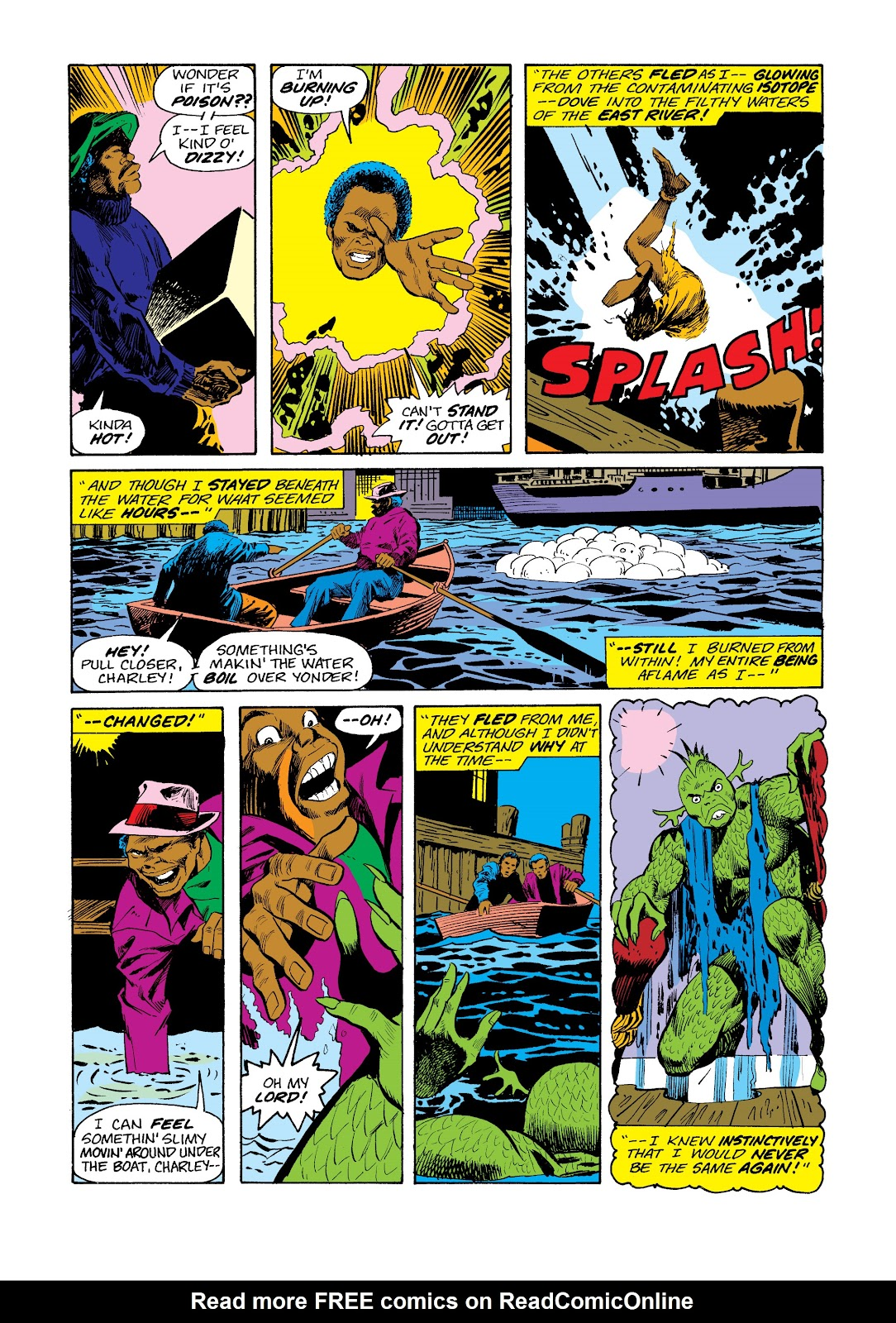 Read online Marvel Masterworks: Luke Cage, Power Man comic -  Issue # TPB 2 (Part 3) - 51