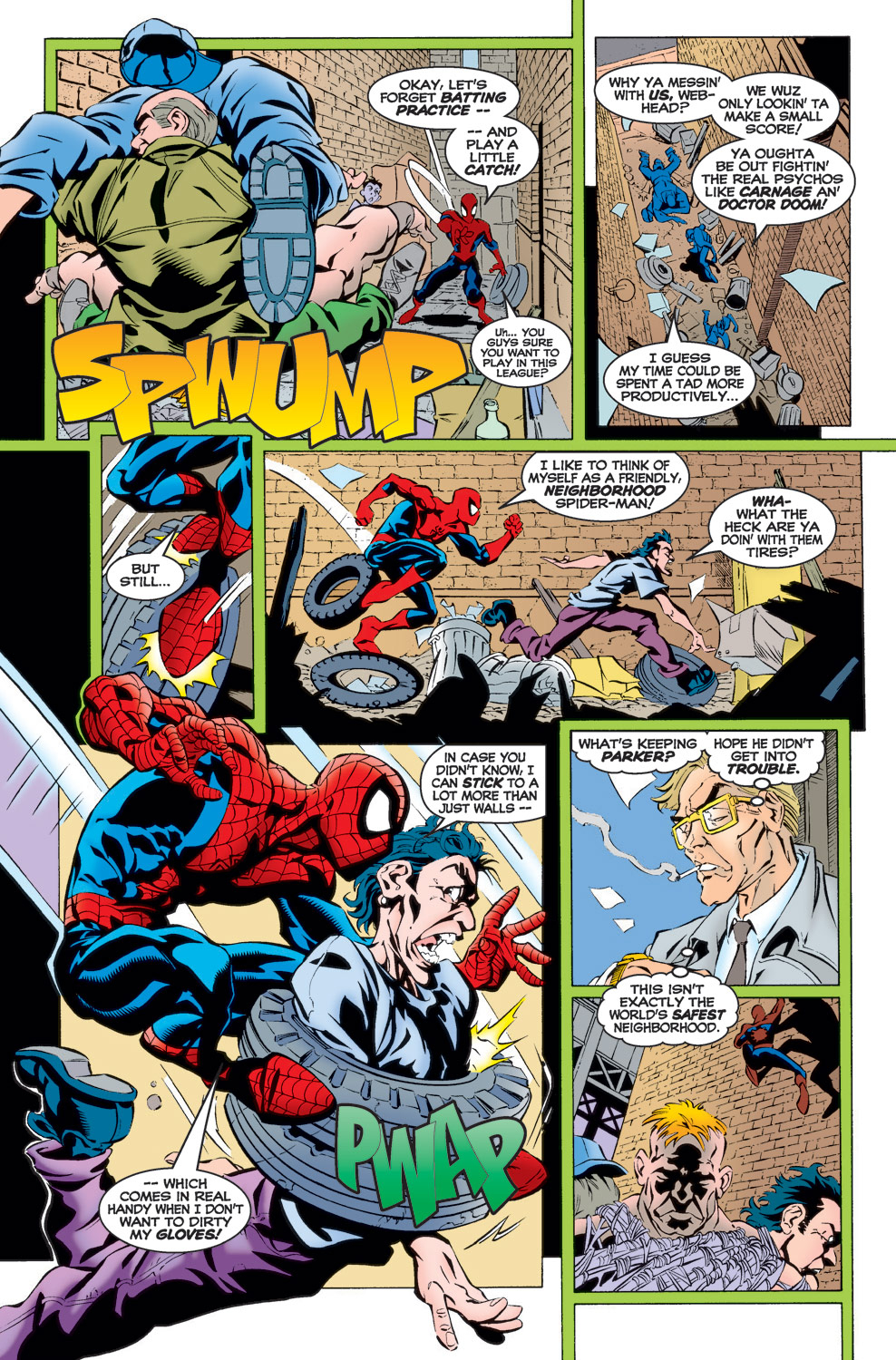 The Amazing Spider-Man (1963) 419 Page 5