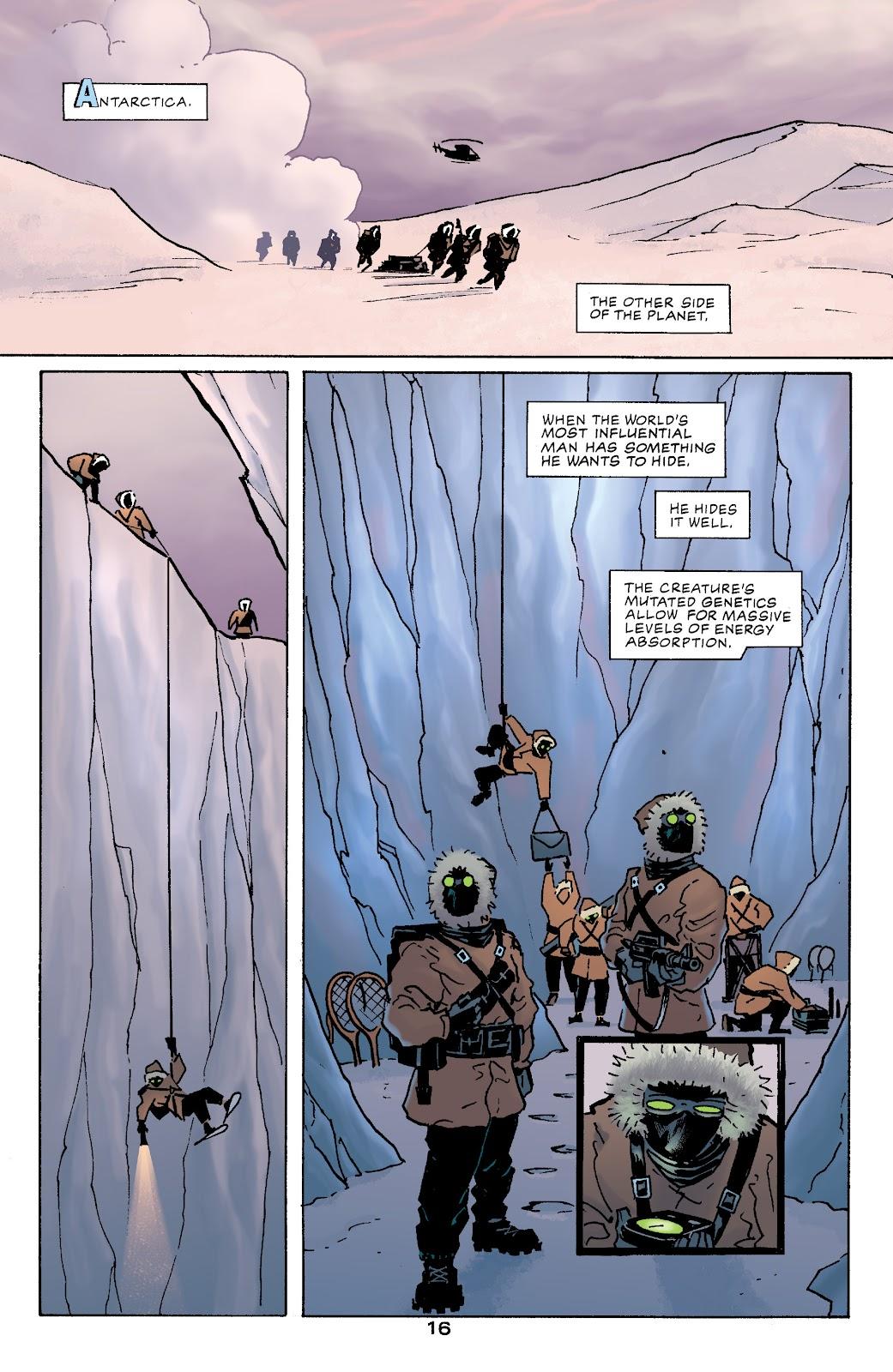 Batman/Superman/Wonder Woman: Trinity issue 1 - Page 15