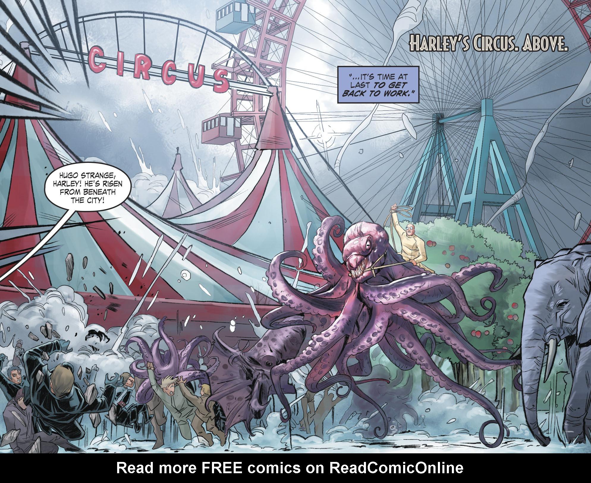 Read online DC Comics: Bombshells comic -  Issue #93 - 8