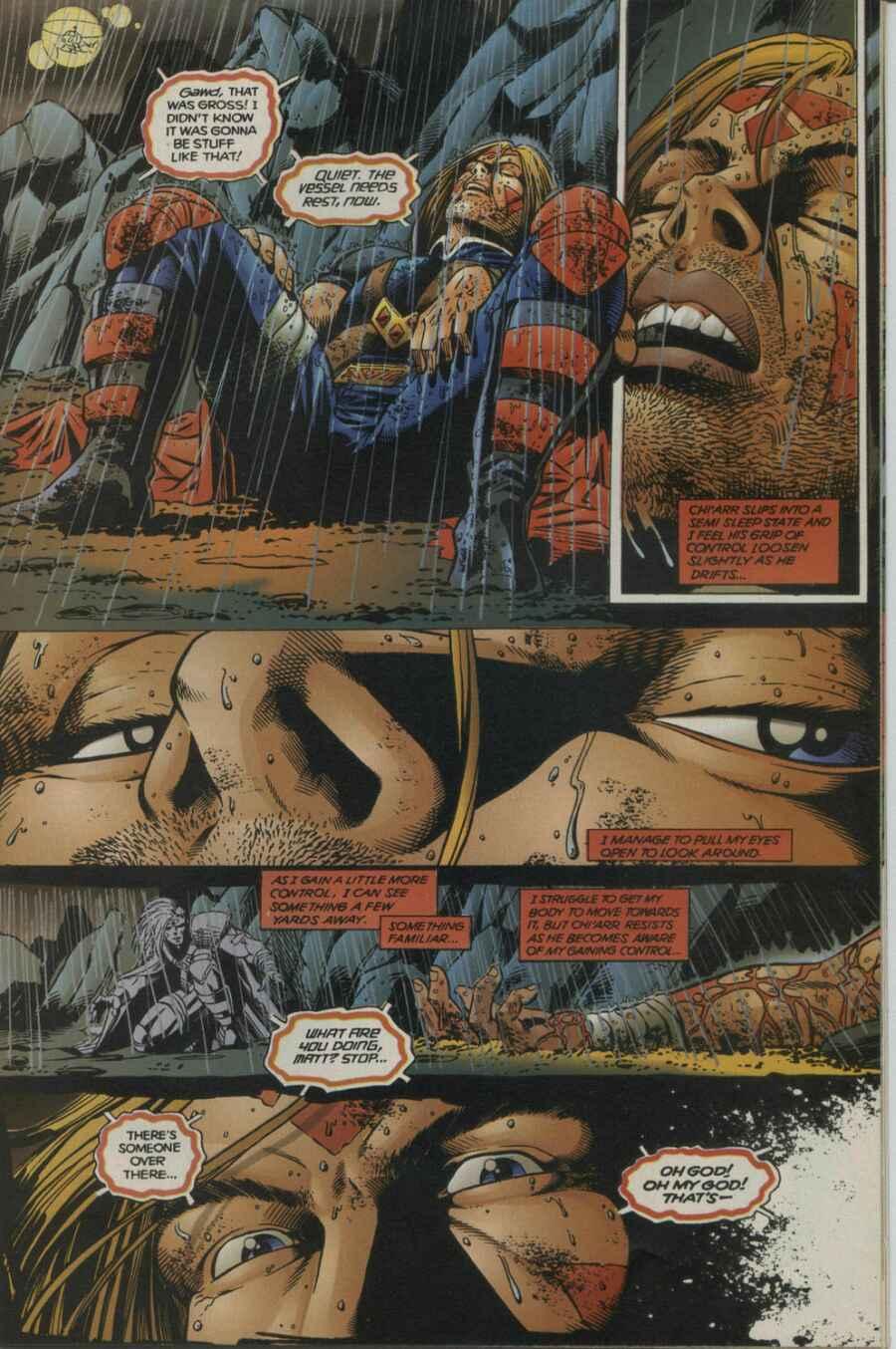 Read online Ultraverse Premiere comic -  Issue #2 - 23