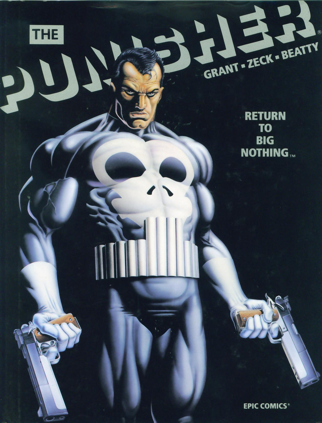 Epic Graphic Novel: The Punisher - Return to Big Nothing Full Page 1