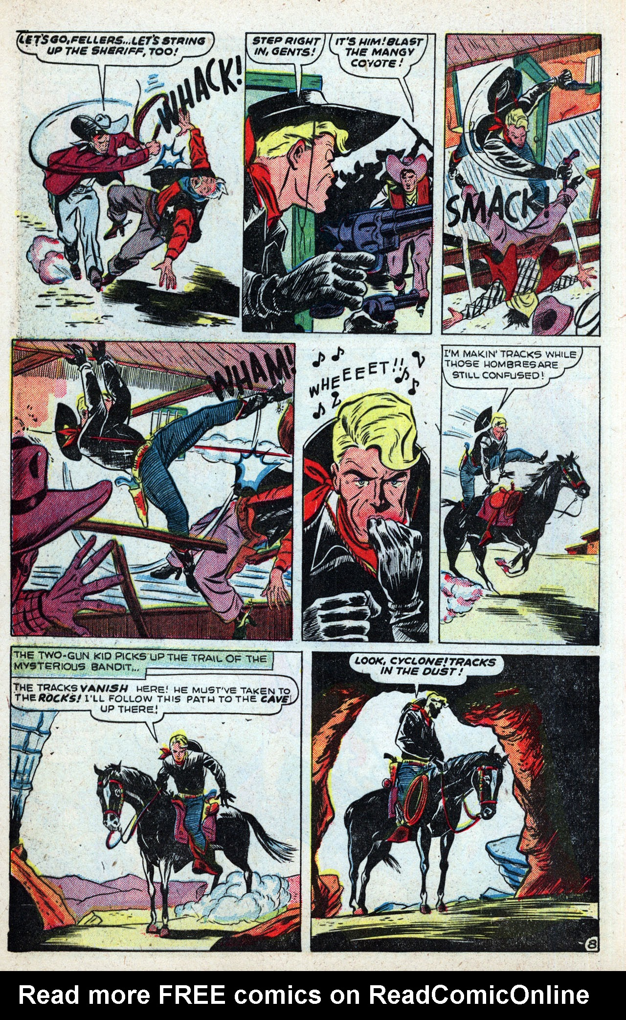 Read online Two-Gun Kid comic -  Issue #4 - 10