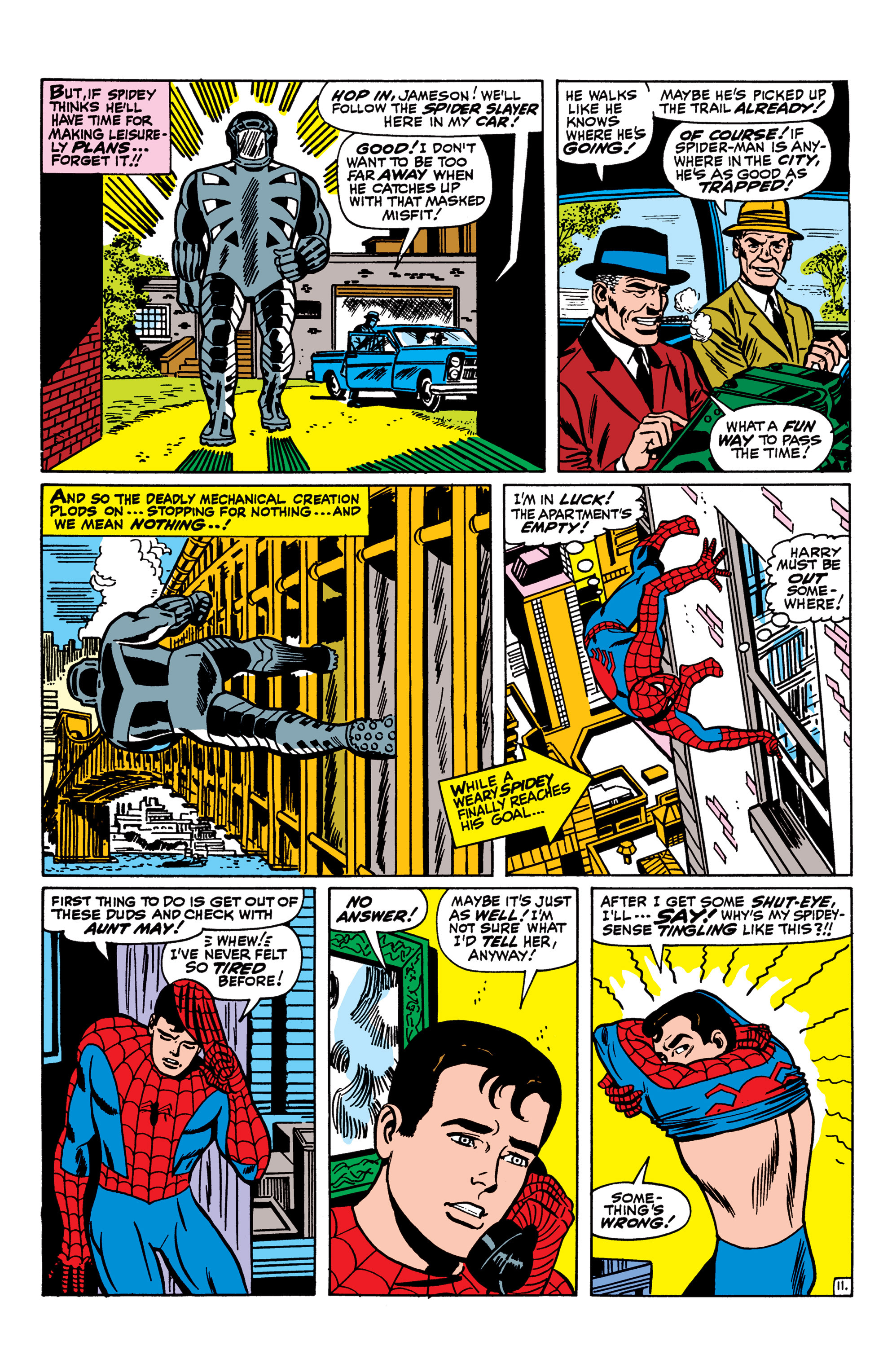 The Amazing Spider-Man (1963) 58 Page 11