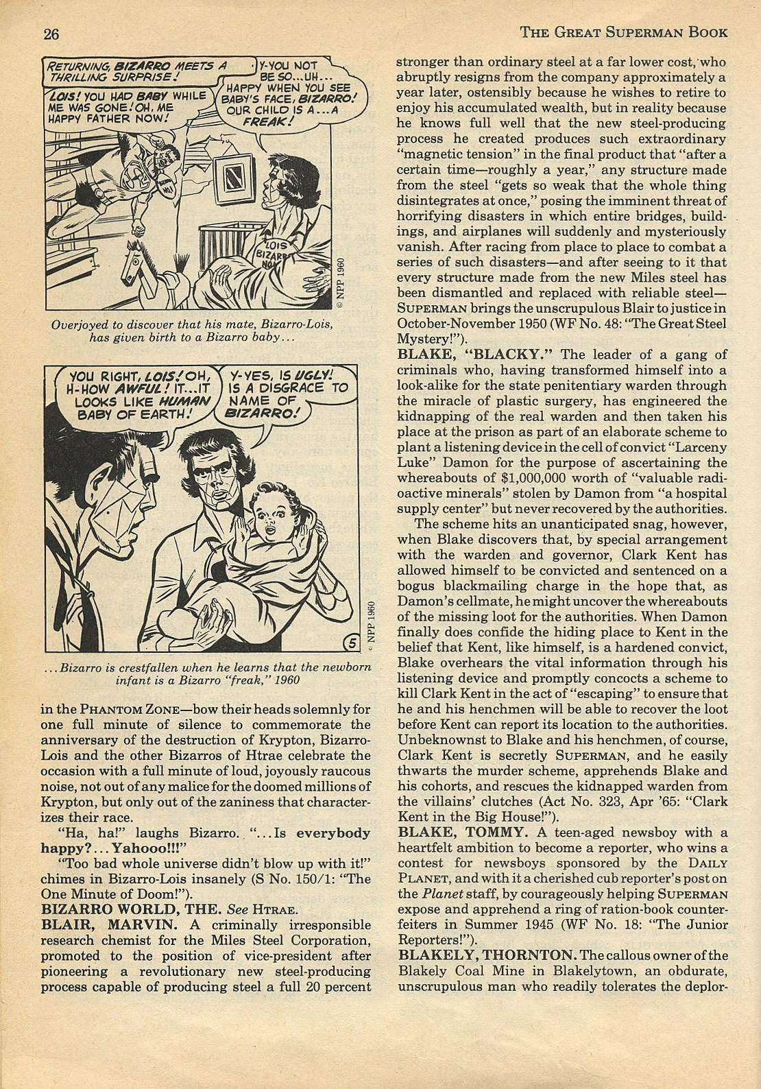 The Great Superman Book issue TPB (Part 1) - Page 44