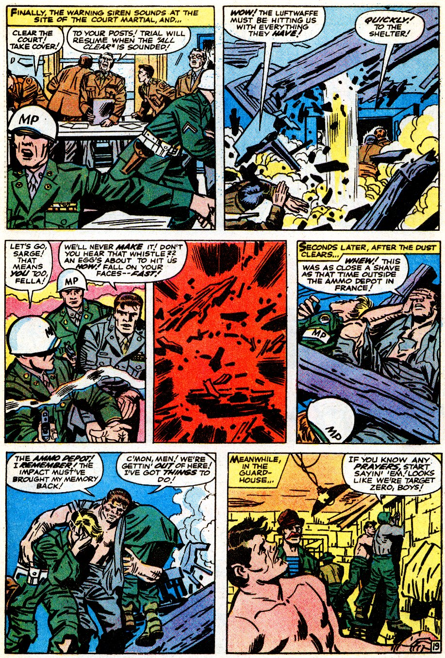 Read online Sgt. Fury comic -  Issue # _Special 5 - 62