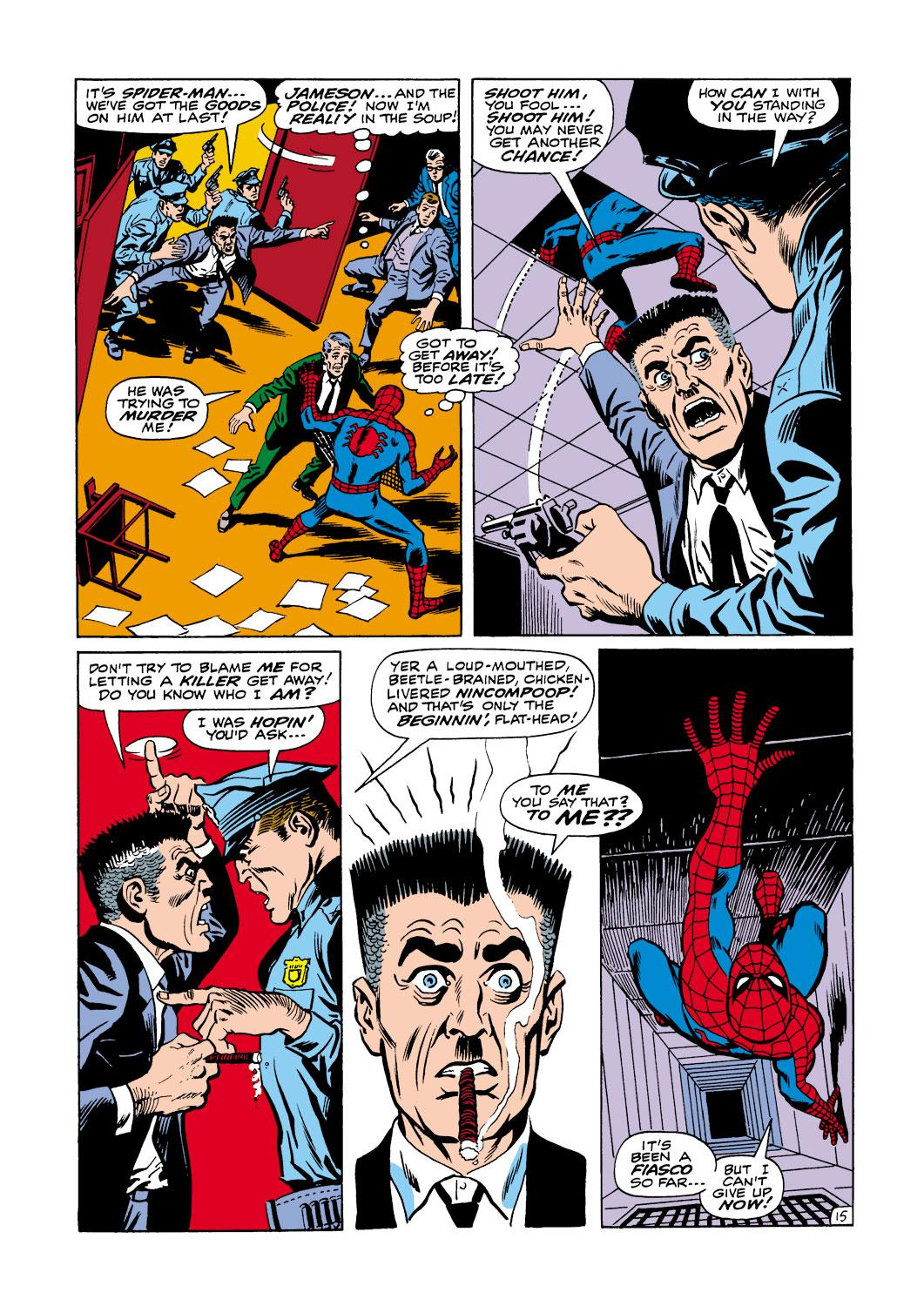 The Amazing Spider-Man (1963) 80 Page 15