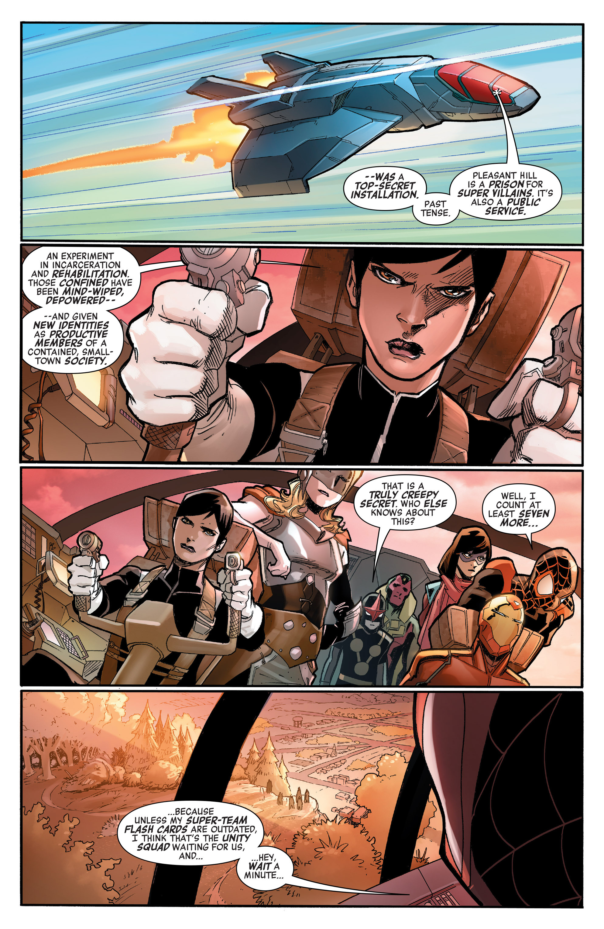 Read online All-New, All-Different Avengers comic -  Issue #7 - 13