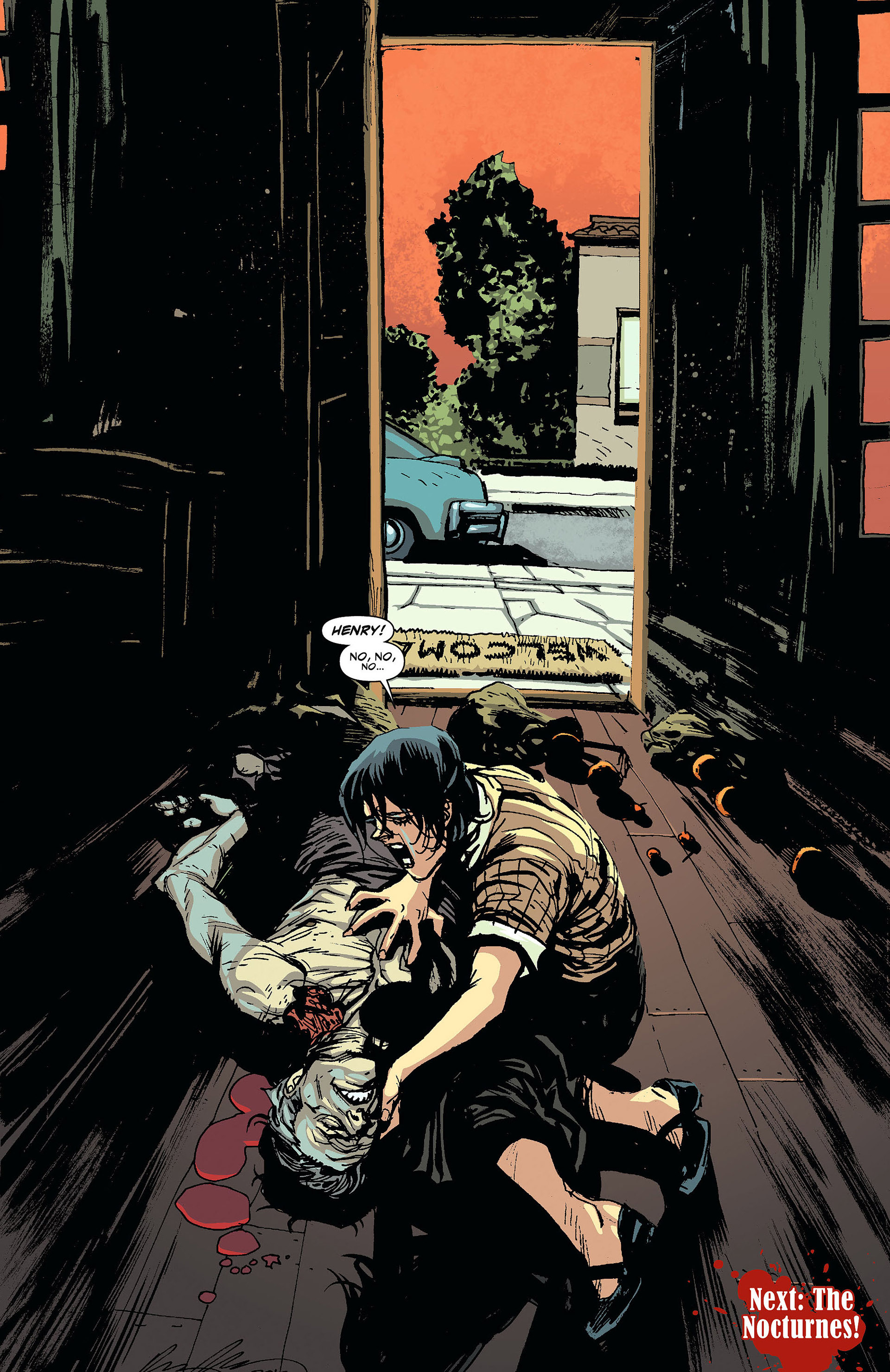 Read online American Vampire comic -  Issue #25 - 21