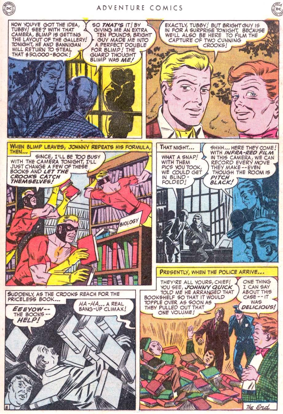 Read online Adventure Comics (1938) comic -  Issue #156 - 23