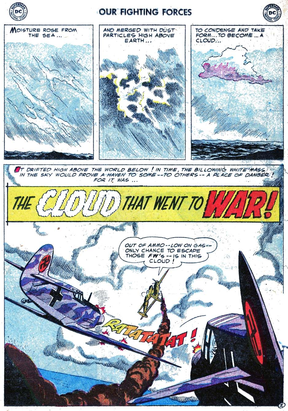Our Fighting Forces (1954) issue 17 - Page 11