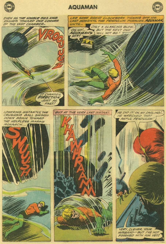 Read online Aquaman (1962) comic -  Issue #22 - 16