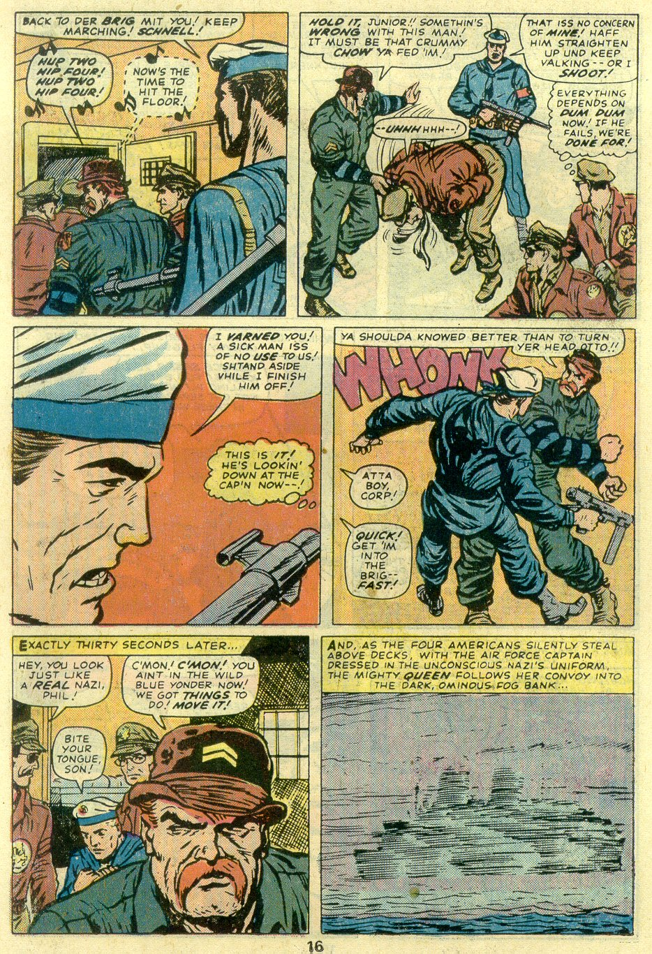 Read online Sgt. Fury comic -  Issue #128 - 18