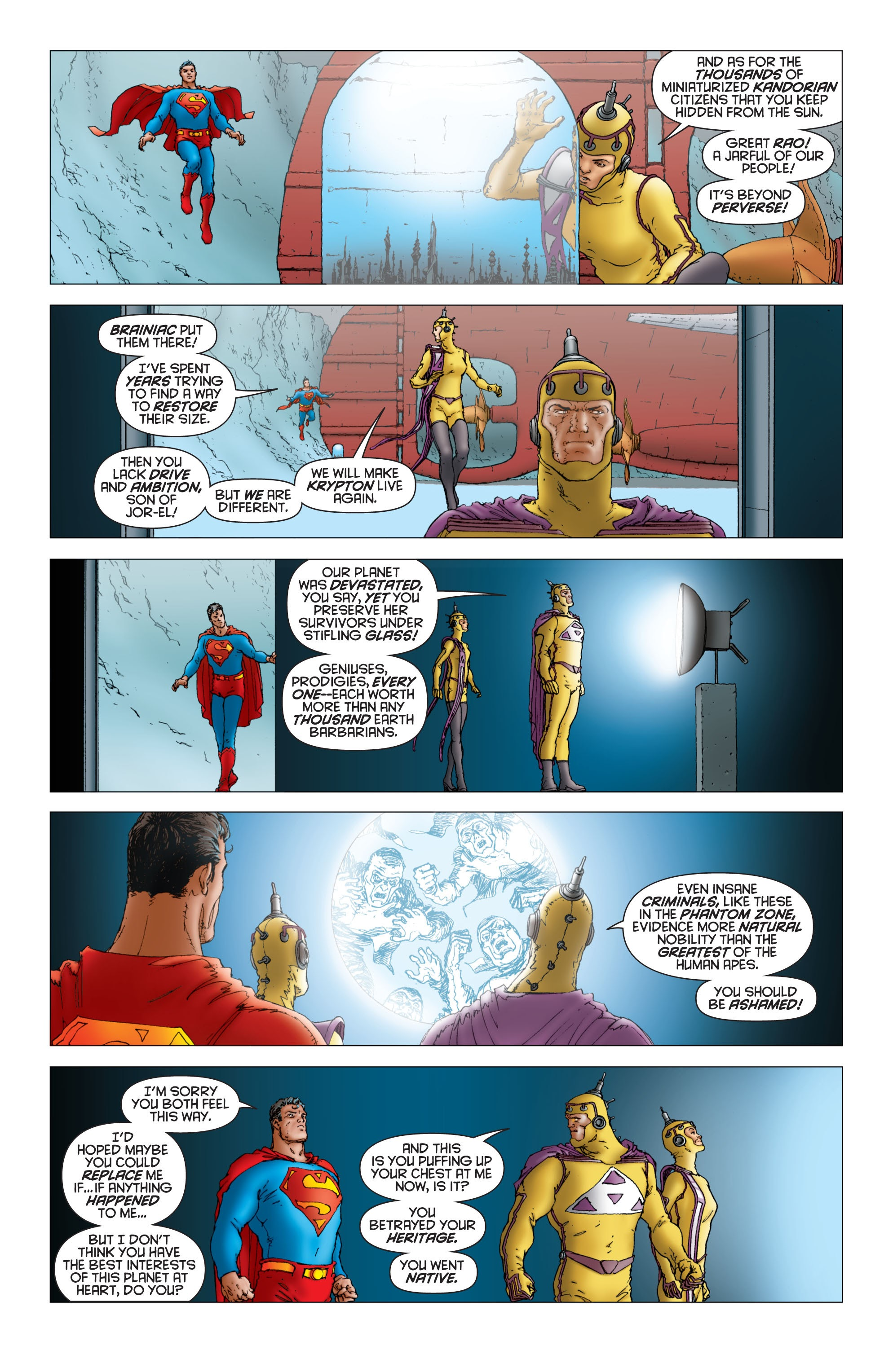 All Star Superman (2011) TPB_(Part_3) Page 1