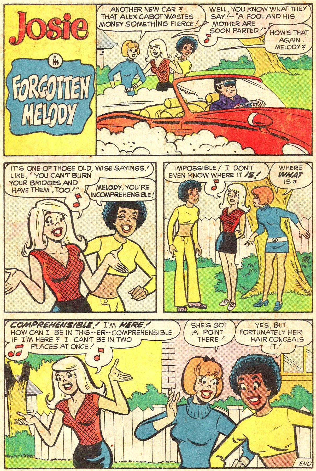 Read online She's Josie comic -  Issue #95 - 24