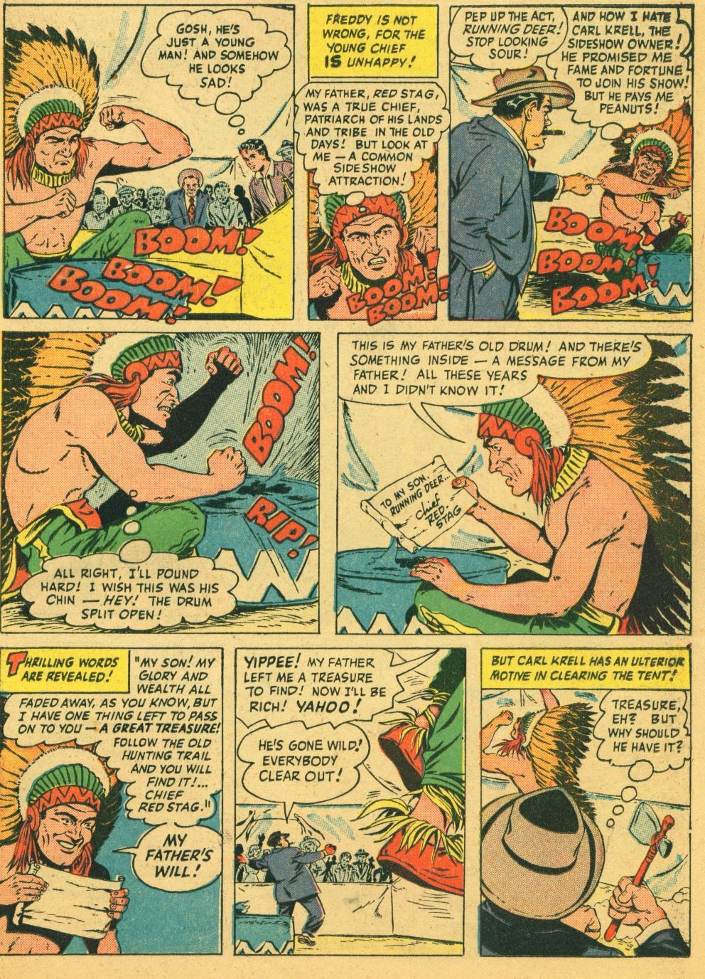 Captain Marvel, Jr. issue 82 - Page 19