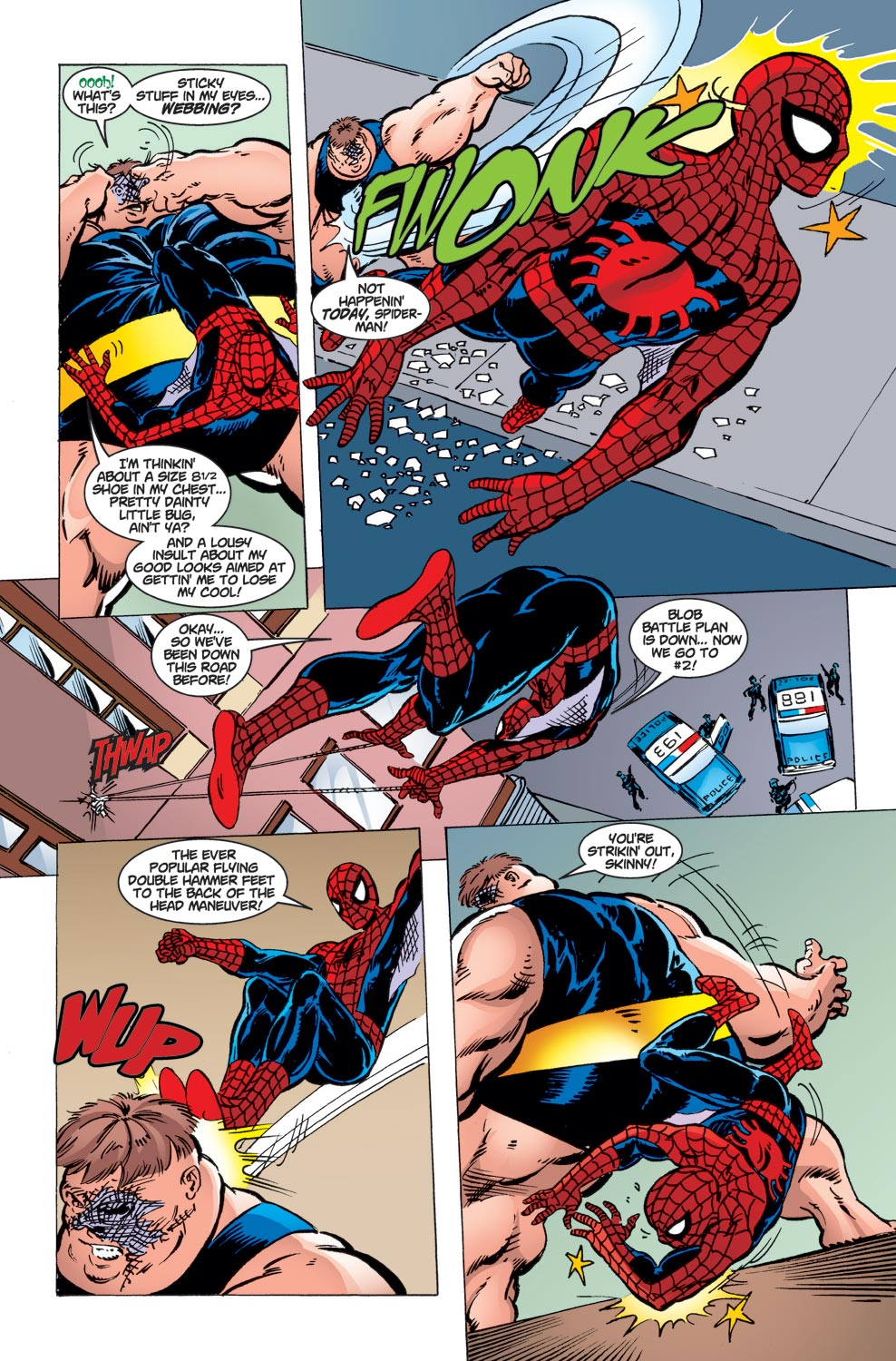 The Amazing Spider-Man (1999) 11 Page 16