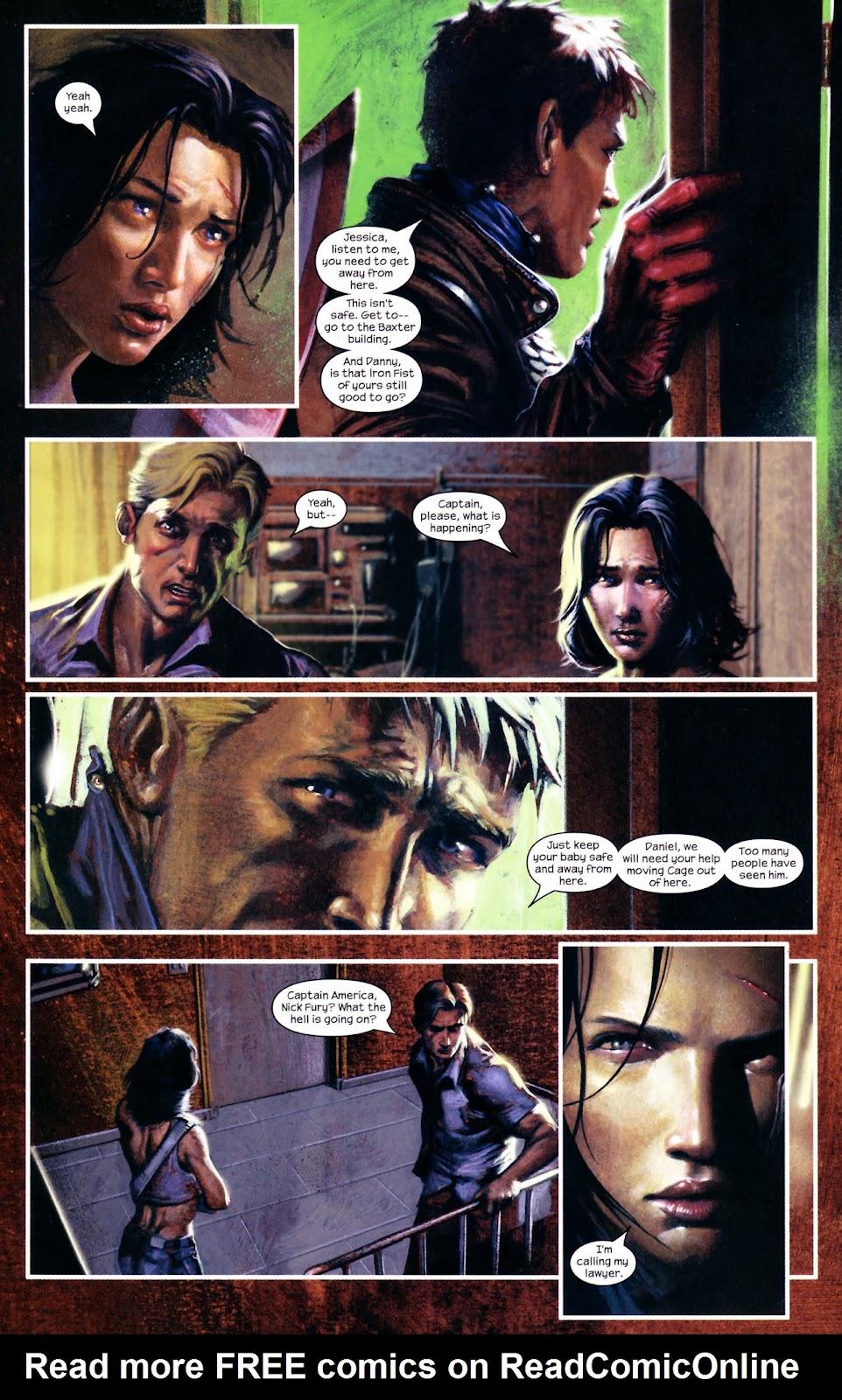 Read online Secret War comic -  Issue #3 - 8