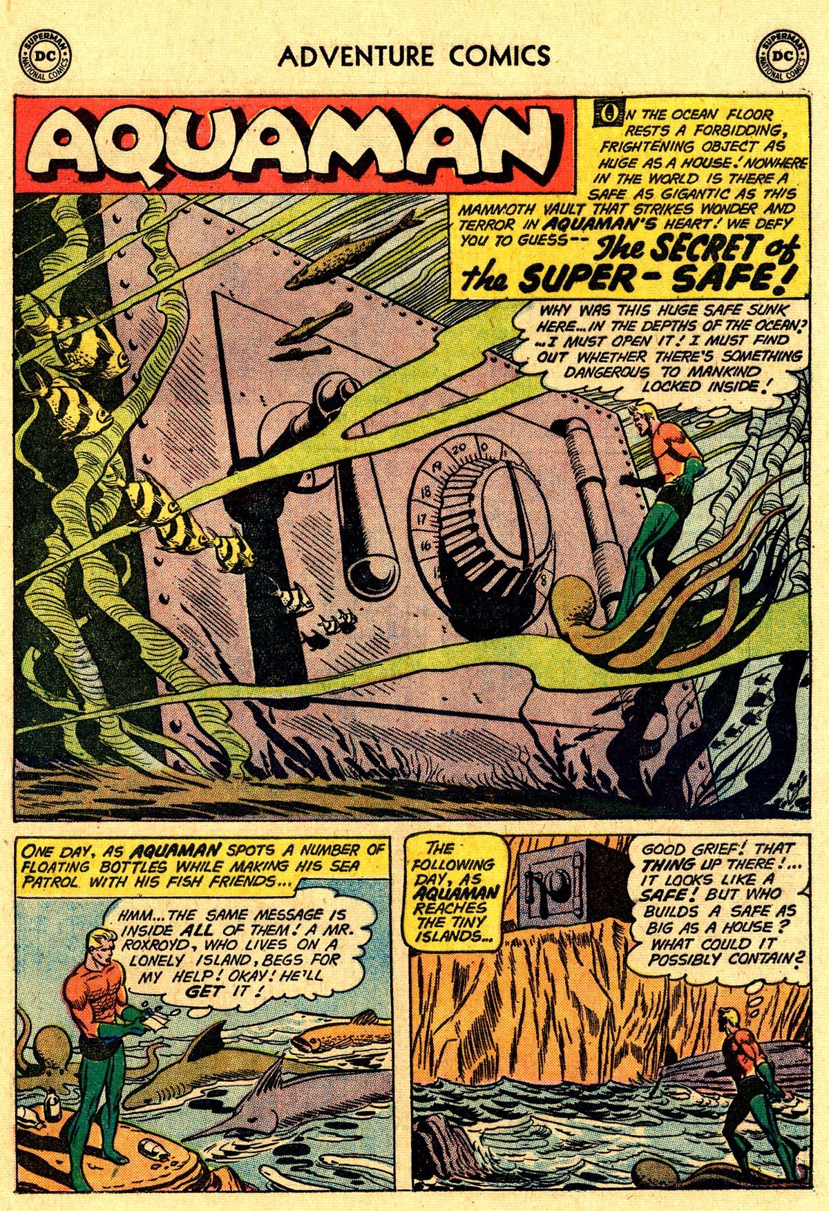 Read online Adventure Comics (1938) comic -  Issue #265 - 17