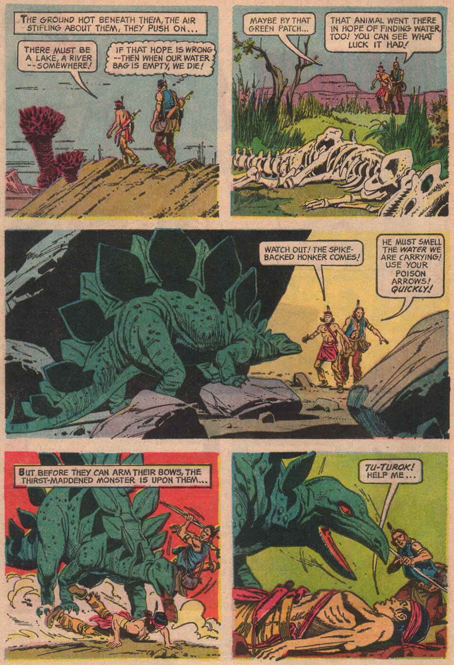 Read online Turok, Son of Stone comic -  Issue #53 - 4