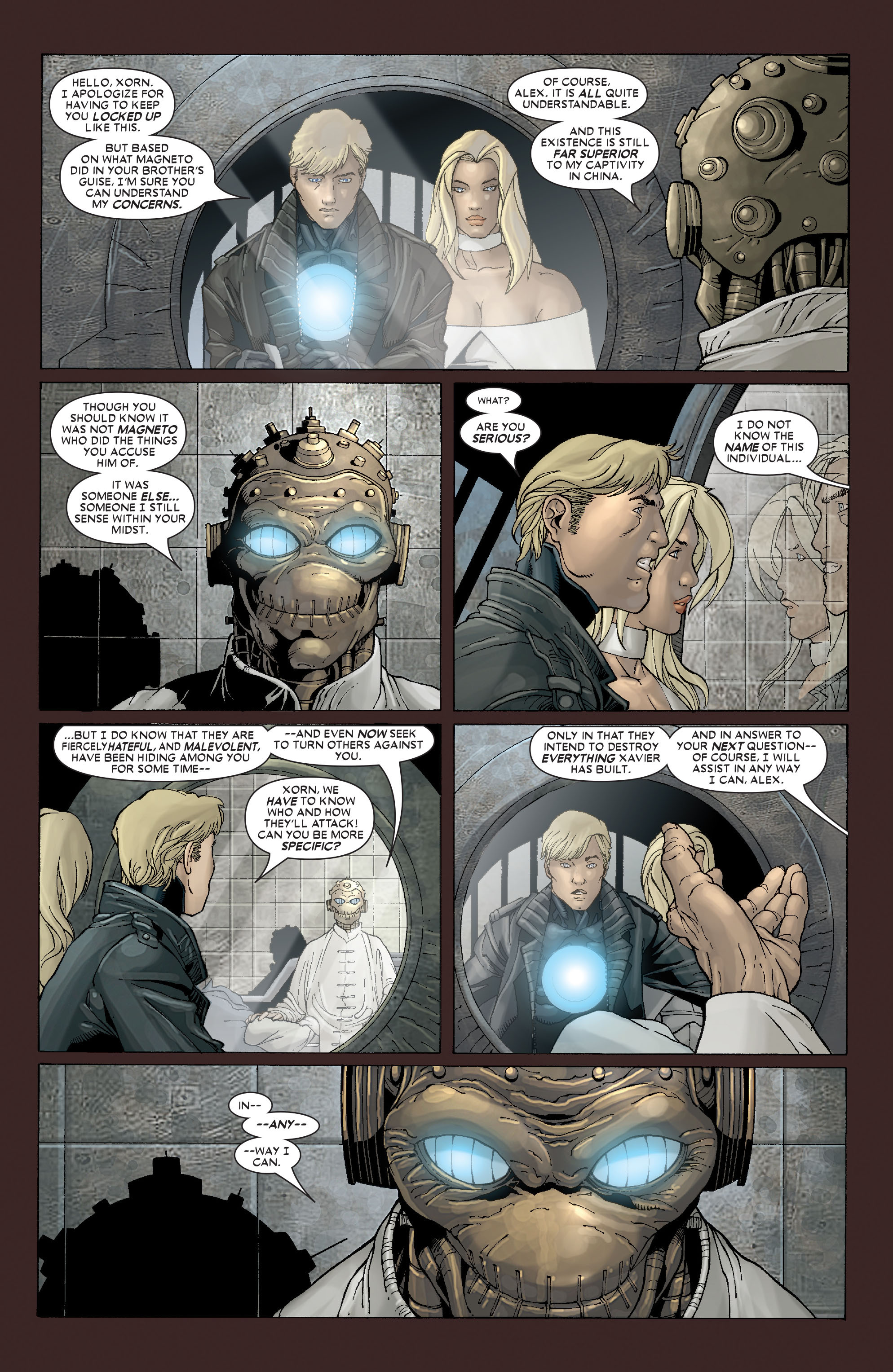 X-Men (1991) 162 Page 3