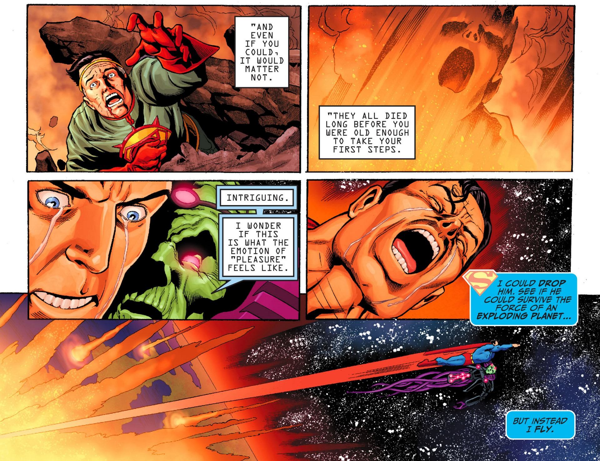 Read online Adventures of Superman [I] comic -  Issue #24 - 20