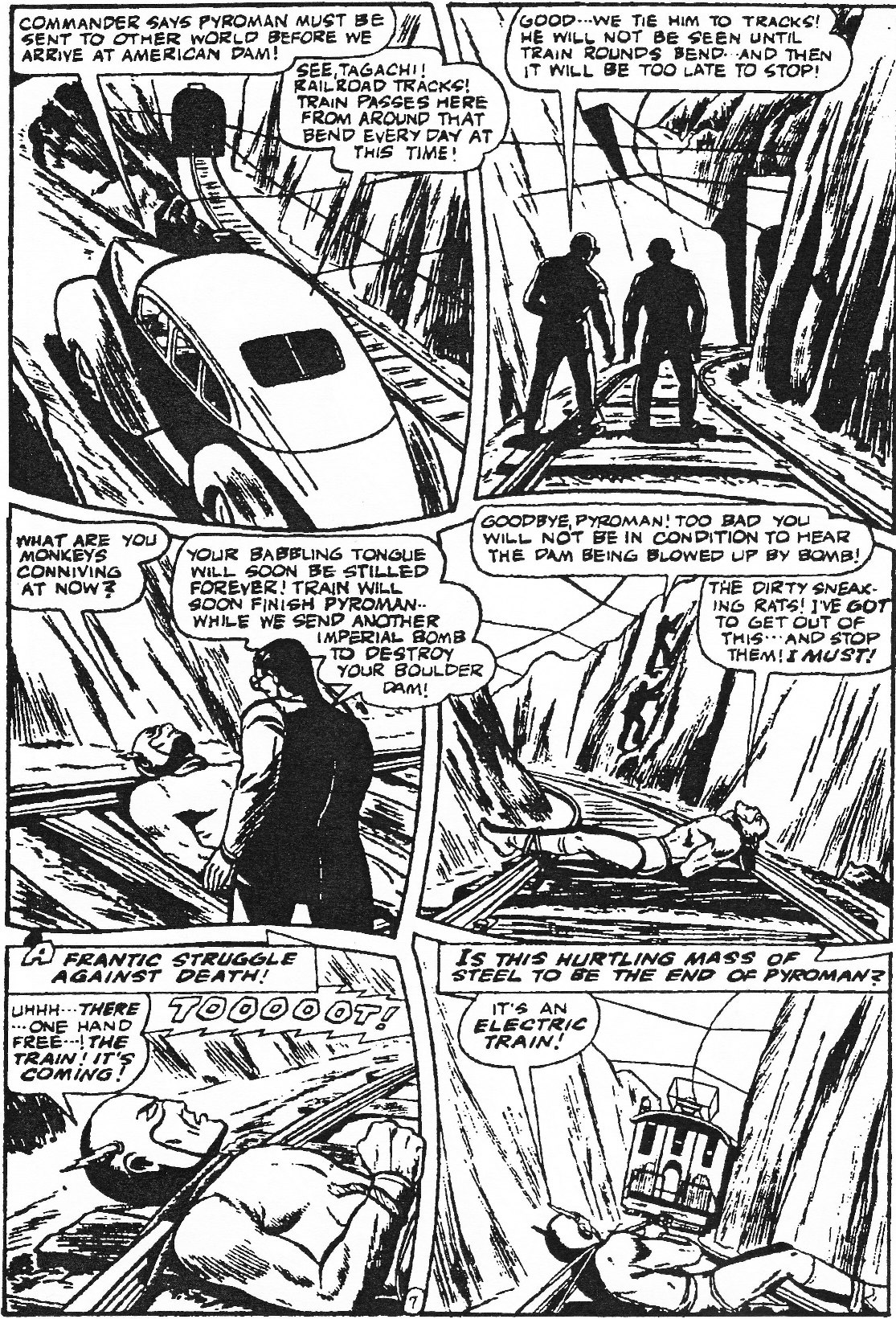Read online Men of Mystery Comics comic -  Issue #84 - 52