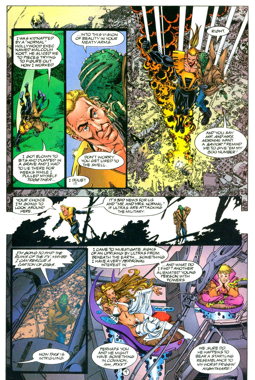 Read online UltraForce (1994) comic -  Issue #0 - 11