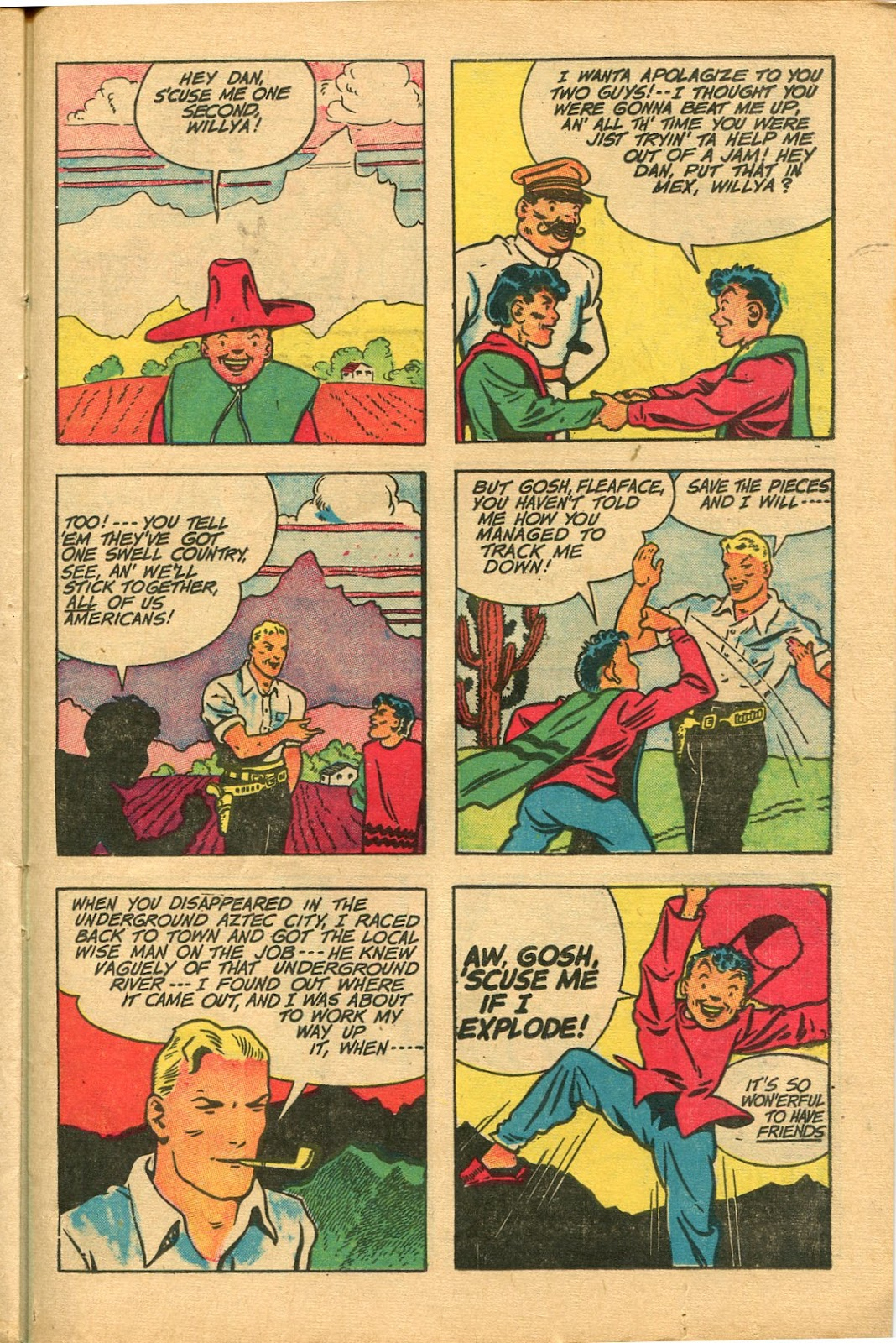 Read online Famous Funnies comic -  Issue #147 - 33