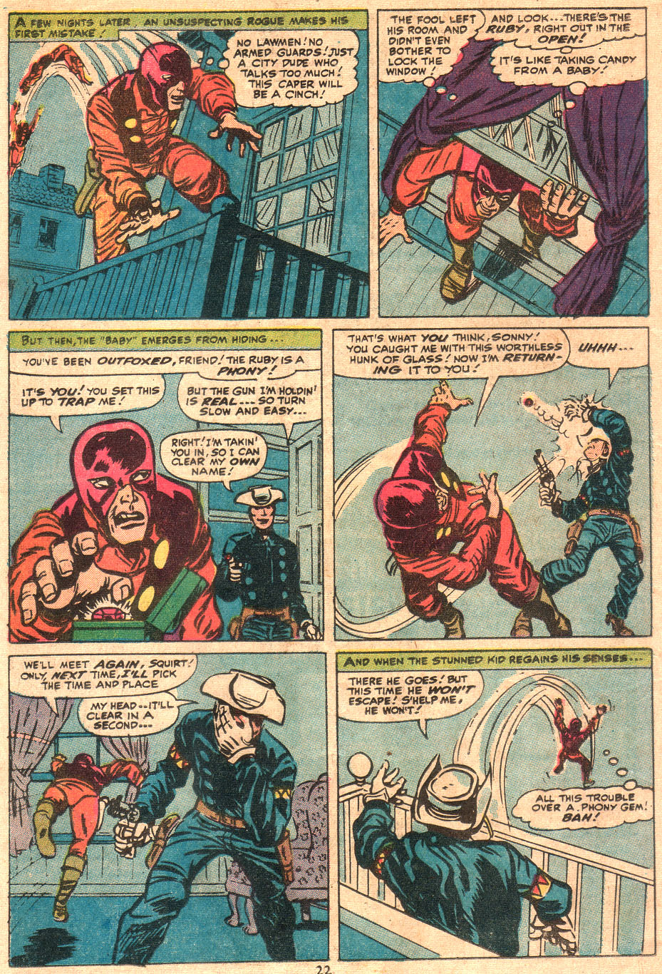 The Rawhide Kid (1955) issue 118 - Page 24