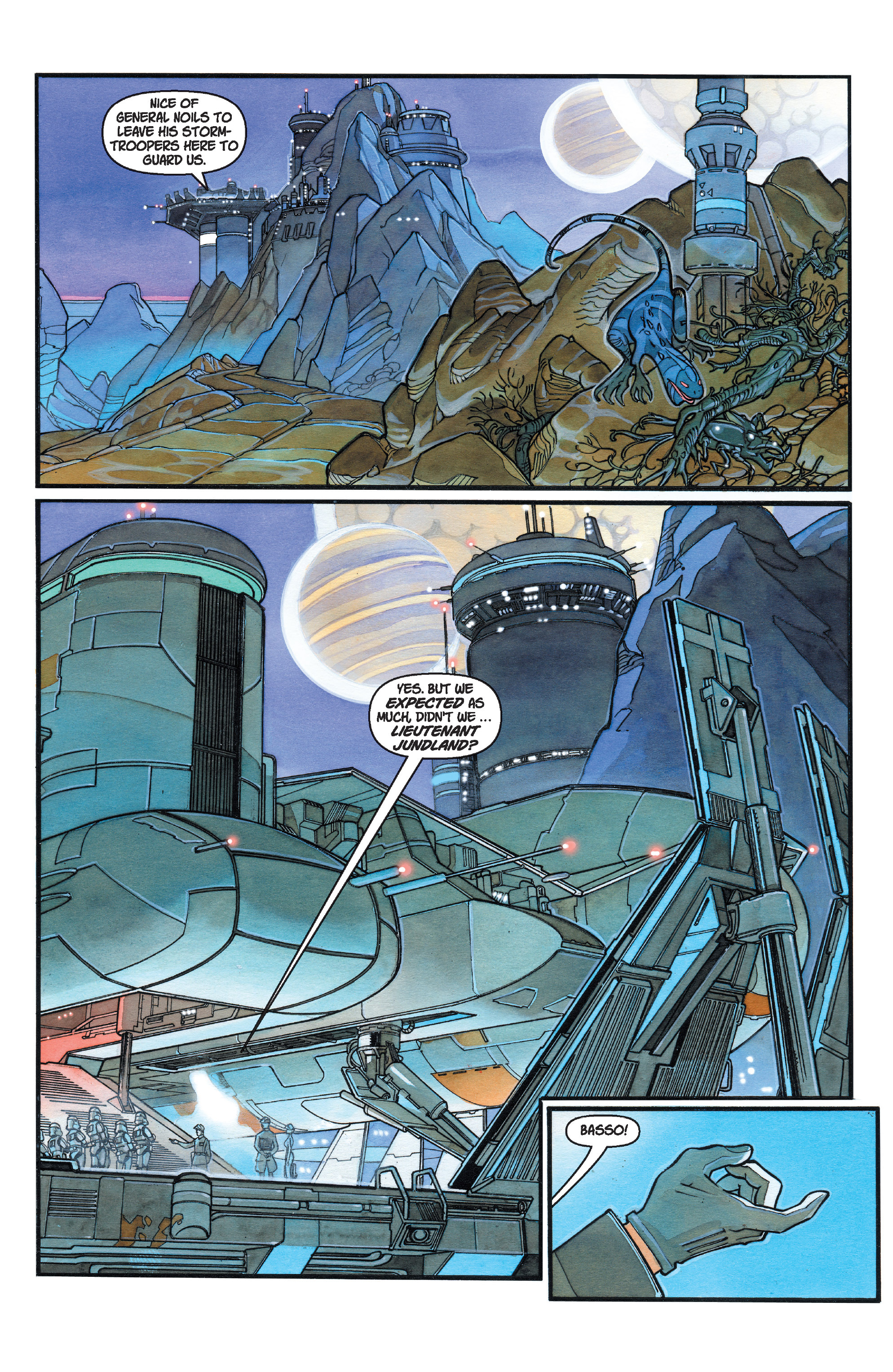 Read online Star Wars Omnibus comic -  Issue # Vol. 22 - 226