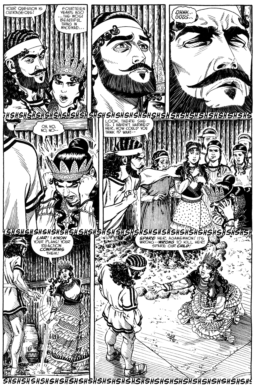 Age of Bronze issue 18 - Page 20