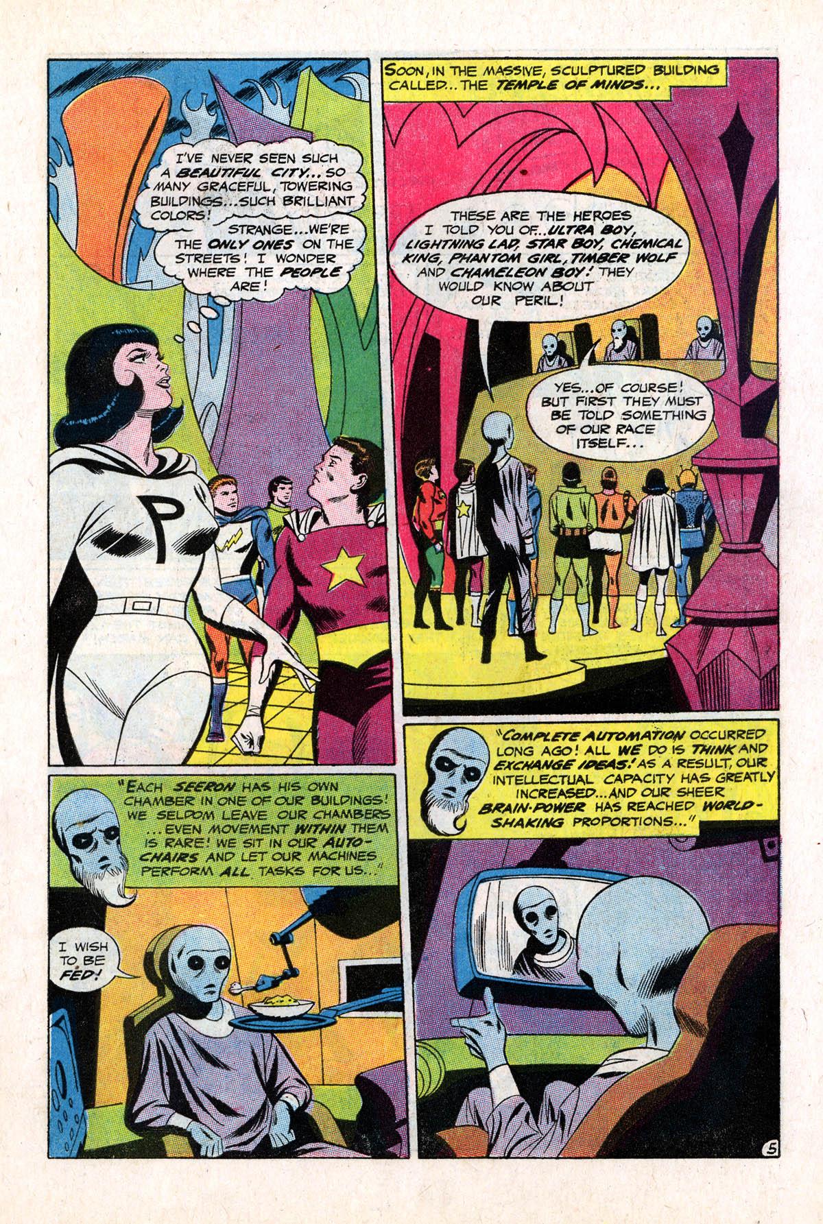 Read online Adventure Comics (1938) comic -  Issue #379 - 7